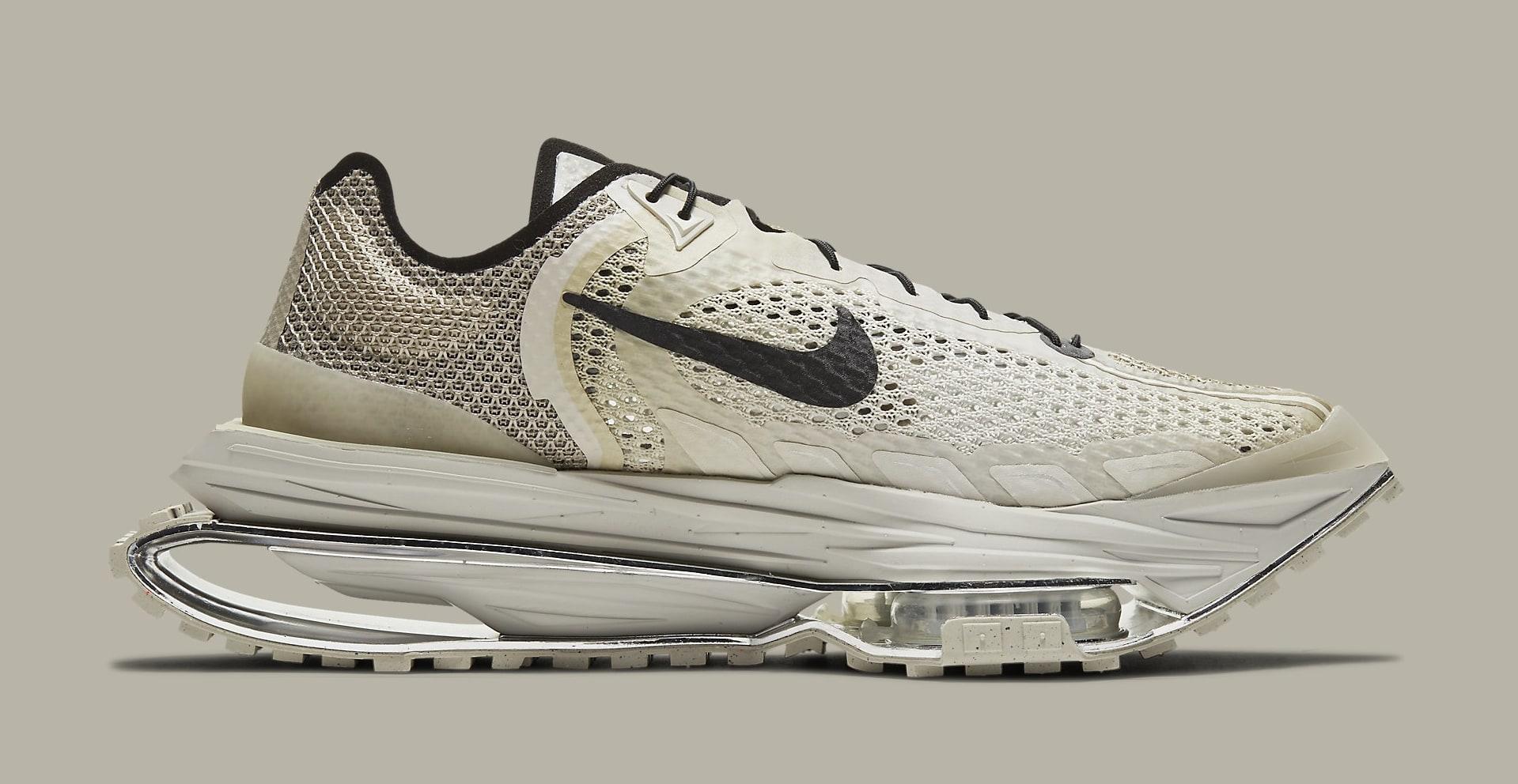 MMW x Nike Zoom 004 'Stone' CU0676-200 Medial