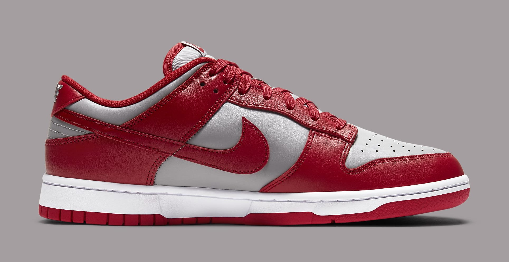 Nike Dunk Low 'UNLV' DD1391-002 Medial
