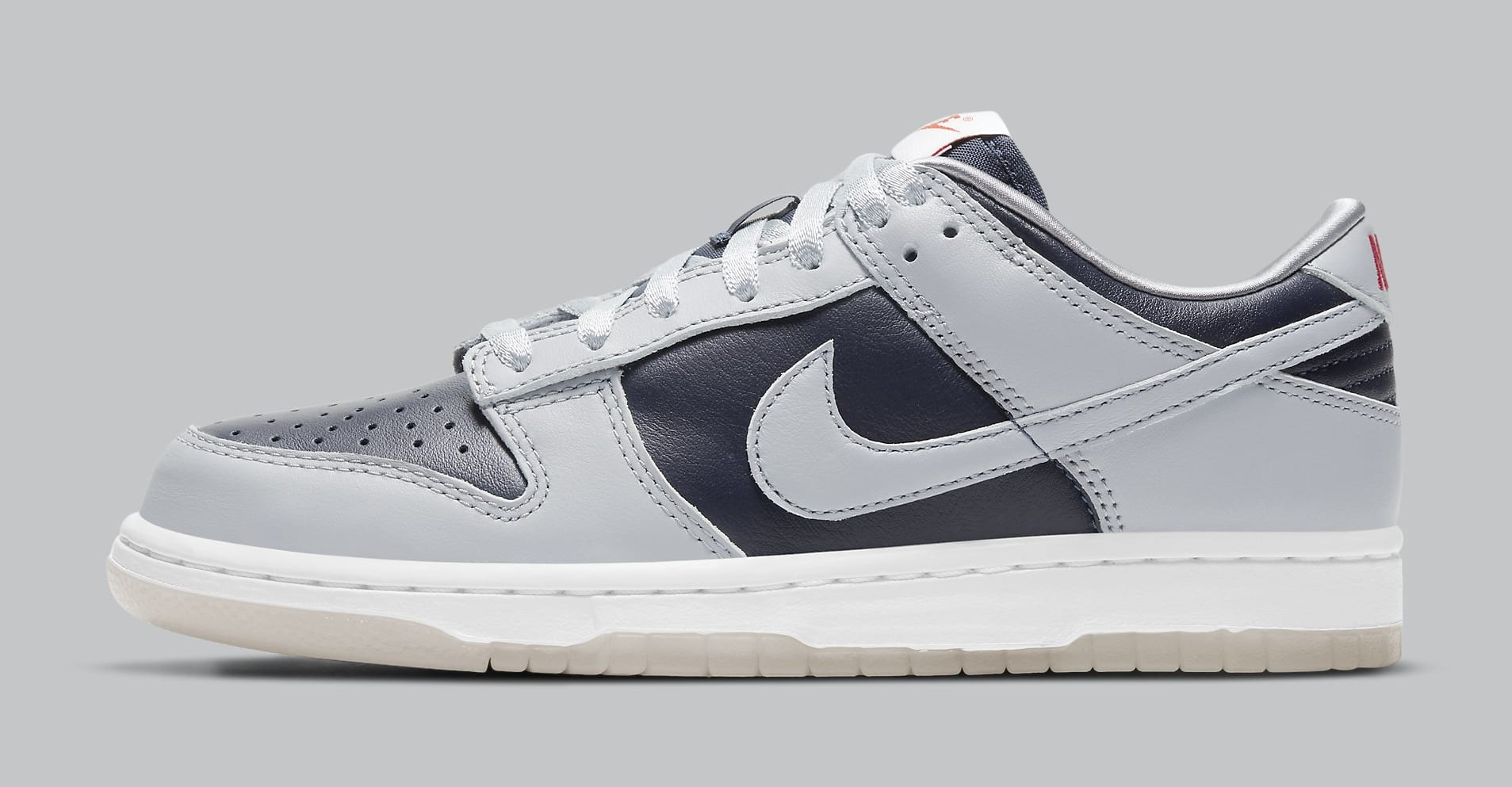 Nike Dunk Low Women's 'College Navy' DD1768-400 Lateral