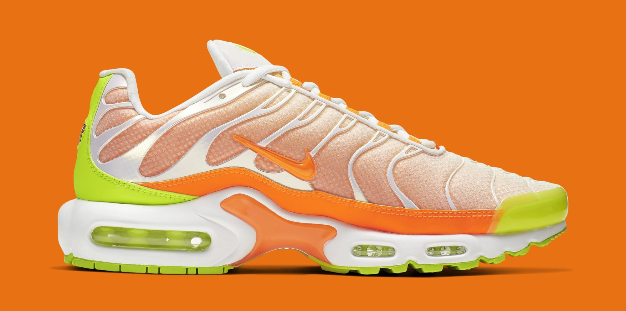 Nike Air Max Plus 'Color Flip/White' CI5925-531 (Medial)
