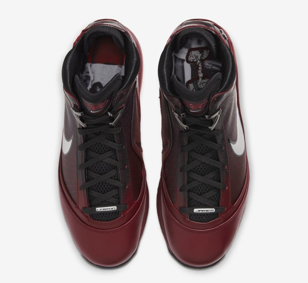 Nike LeBron 7 'Christmas' 2019 (Top)