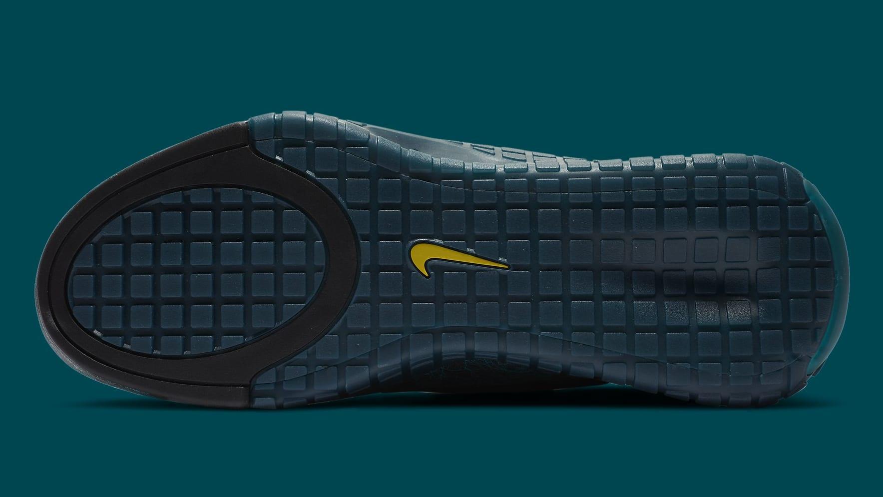 Nike Adapt Auto Max Anthracite Green Release Date CI5018-001 Sole