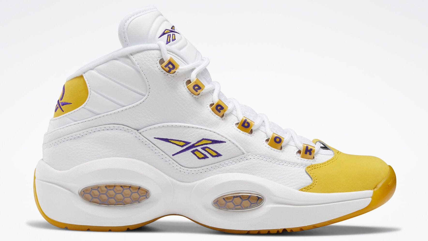 Reebok Question Kobe Yellow Toe Release Date Profile