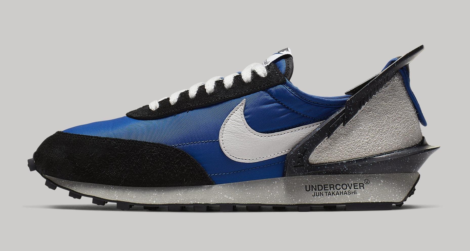 Undercover x Nike Daybreak Blue Jay/Summit White-Black BV4594-400 Lateral