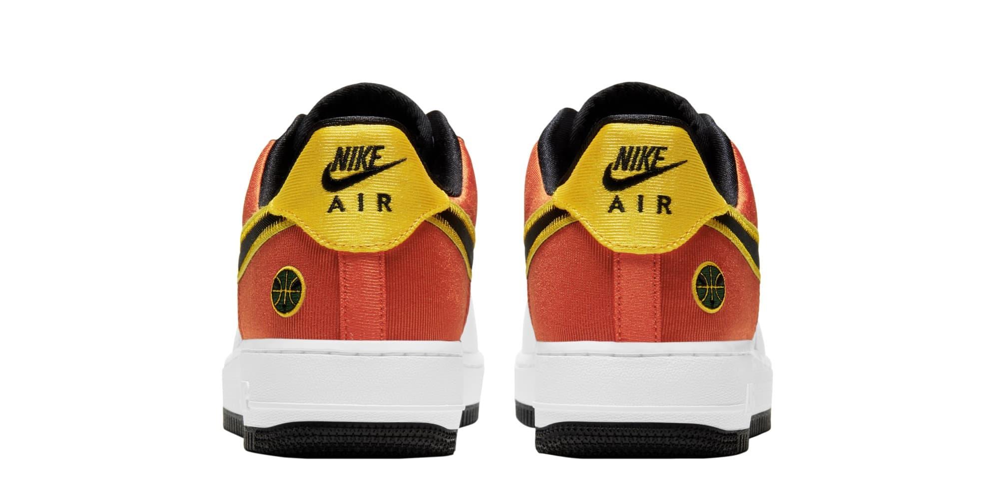 Nike Air Force 1 Low 'Raygun' CU8070-100 (Heel)