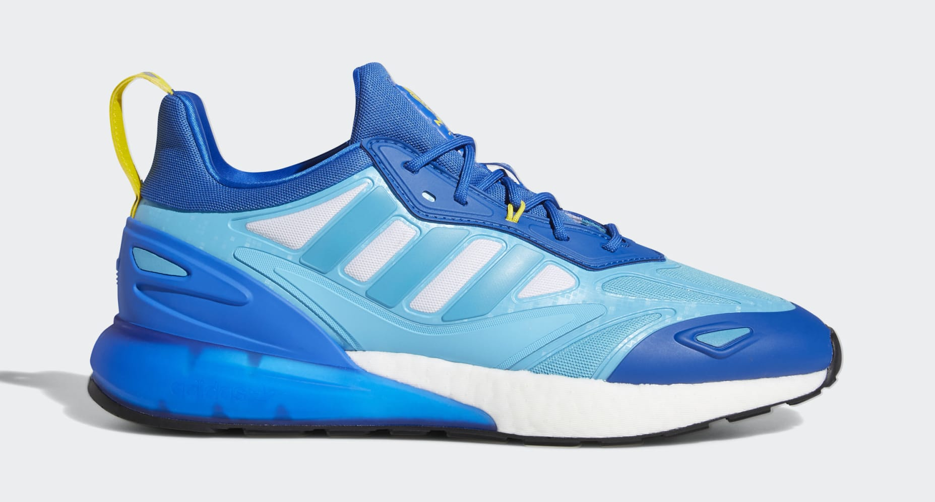 Ninja x Adidas ZX 2K 2.0 'Time In' GZ3743 Lateral