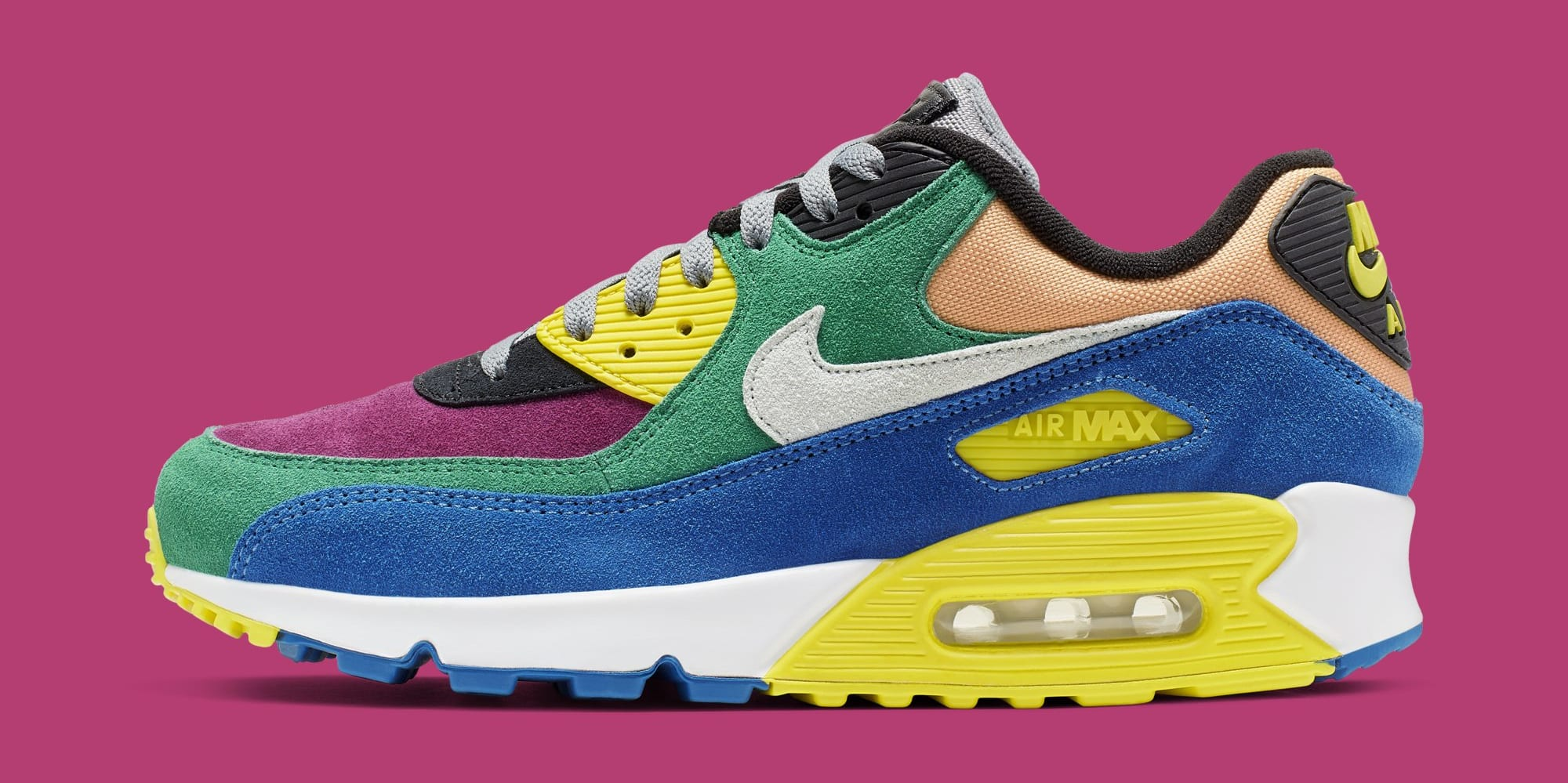 LET'S CELEBRATE, GORGEOUS!: Nike air max 90.