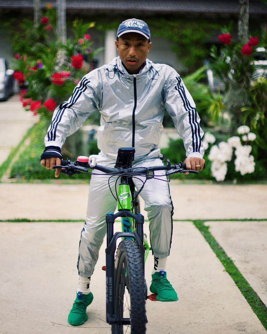 Pharrell x Adidas Humanrace Sichona (Pharrell 2)