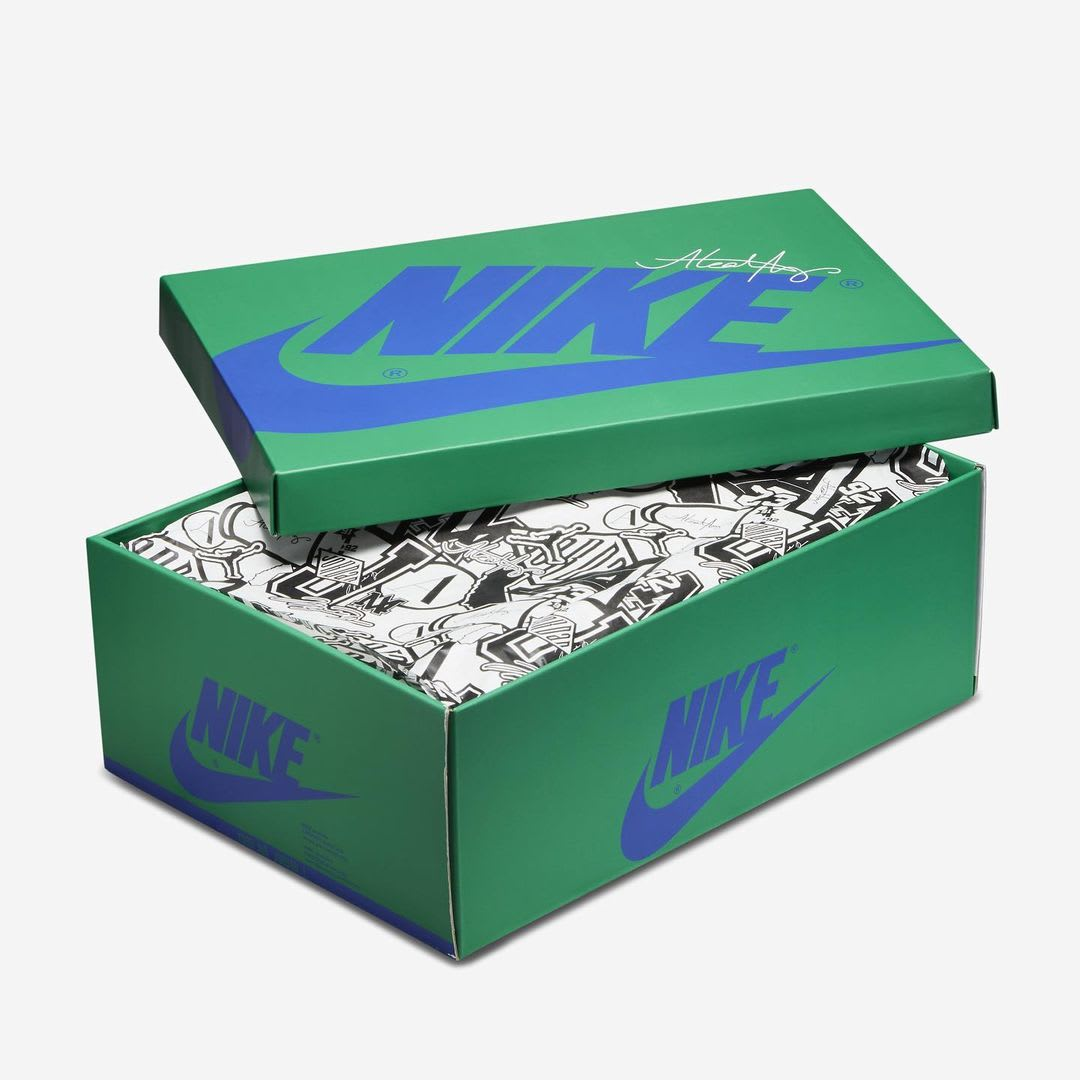 Aleali May x Air Jordan 1 Zoom CMFT Release Date Box