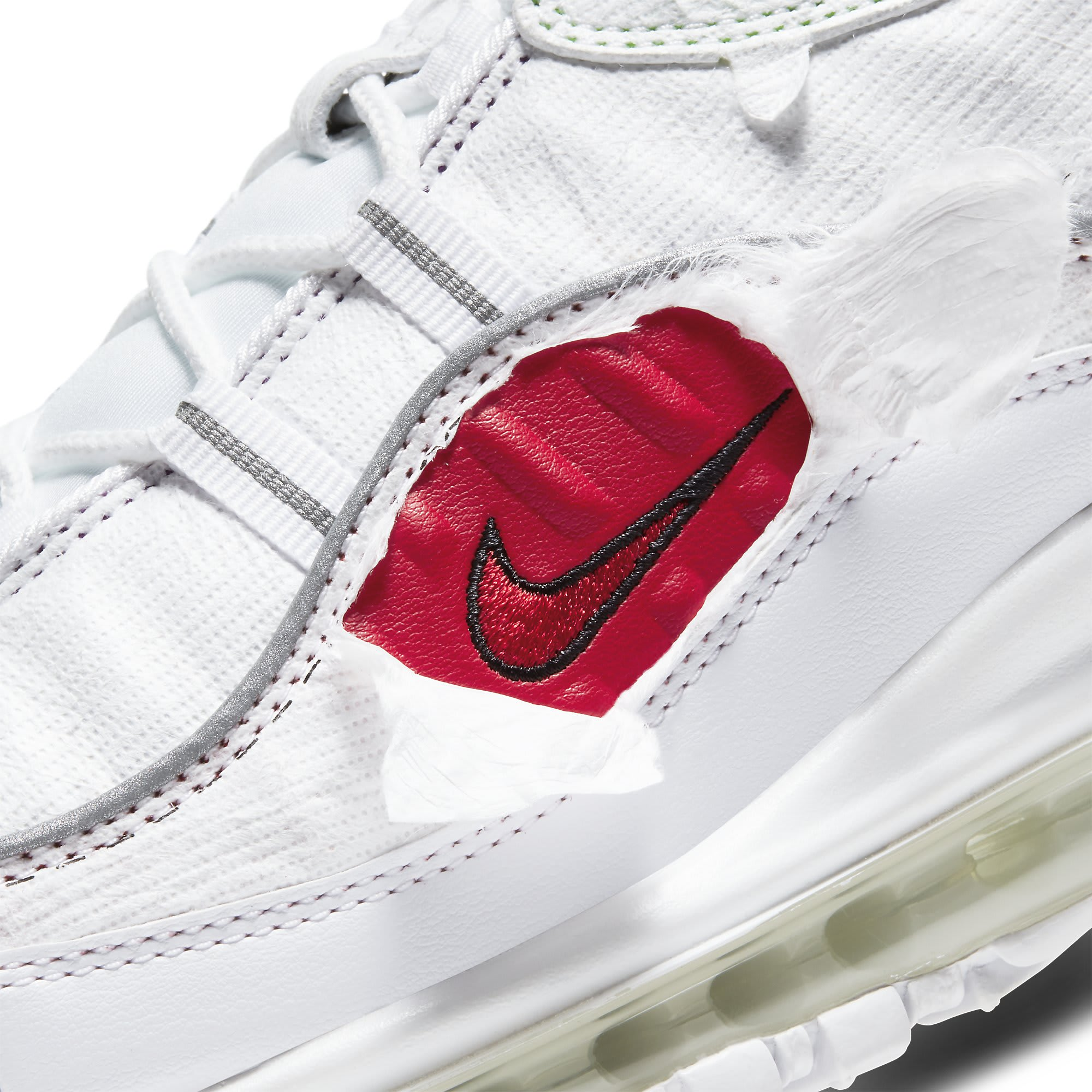 Nike Air Max 98 Tearaway CJ0634-101 Medial