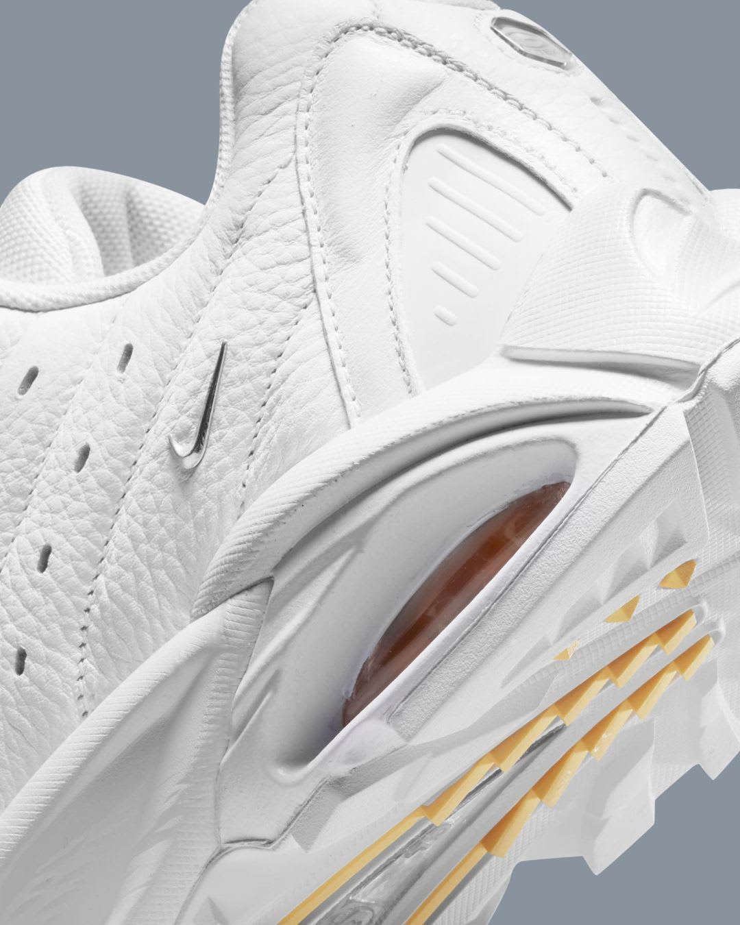Drake NOCTA x Nike Hot Step Air Terra White Heel