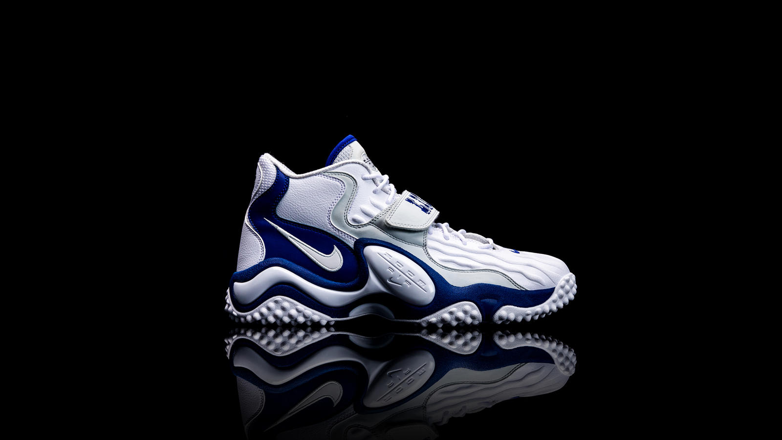 Nike Air Zoom Turf Jet 97 'Barry Sanders' (Right Lateral 2)