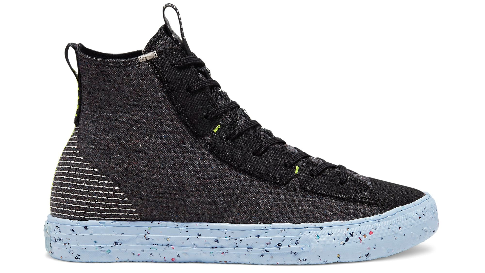 Converse Chuck Taylor All-Star Crater 'Black' 168600C-001 Release Date
