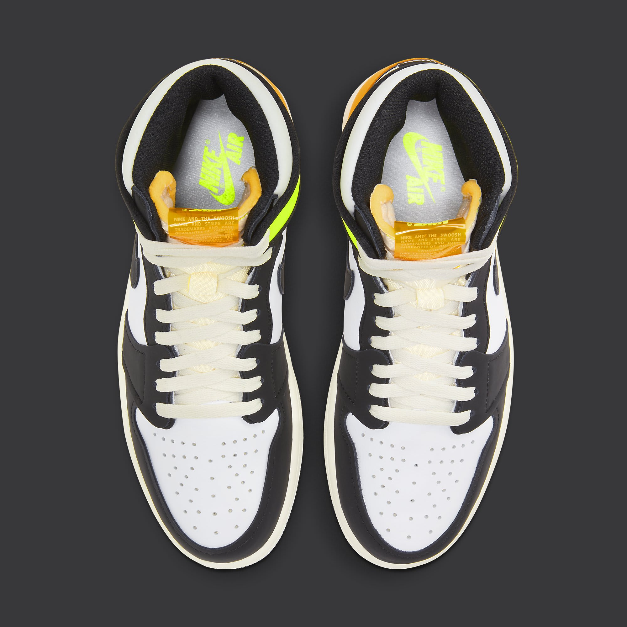 Air Jordan 1 Volt Gold Release Date 555088-118 Top