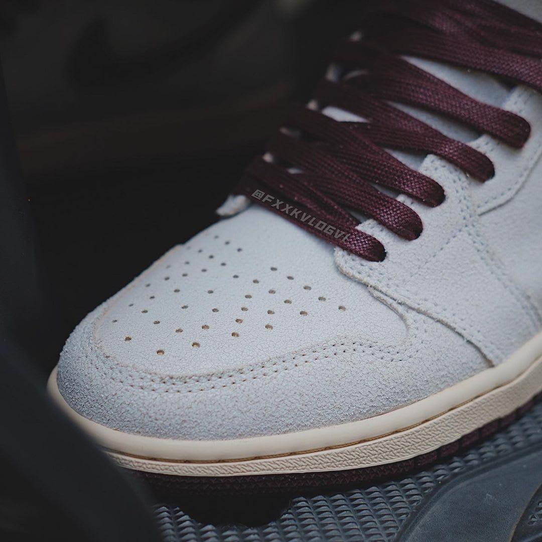 A Ma Maniere x Air Jordan 1 High Collab