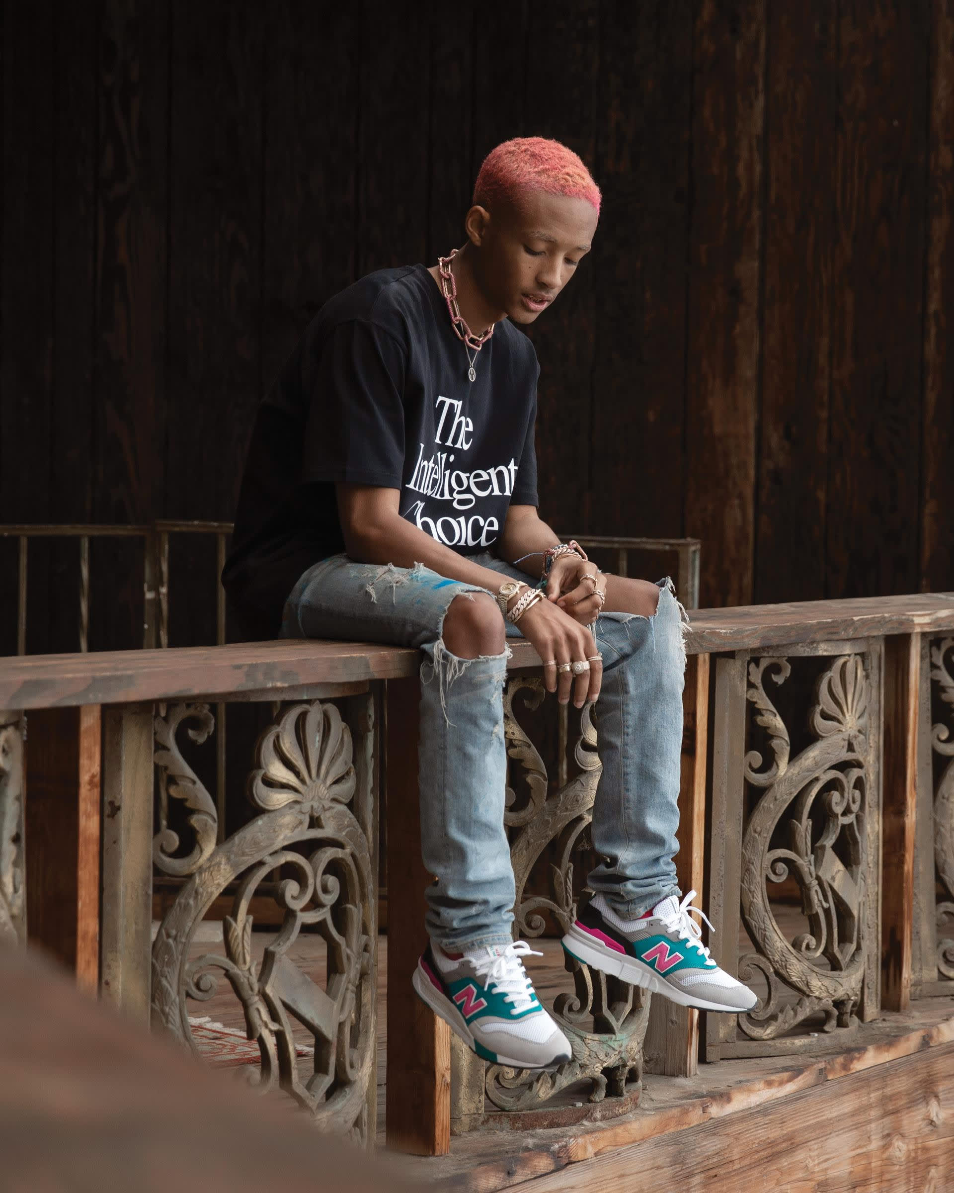 New Balance Announces Partnership With Jaden Smith | Sole Collector