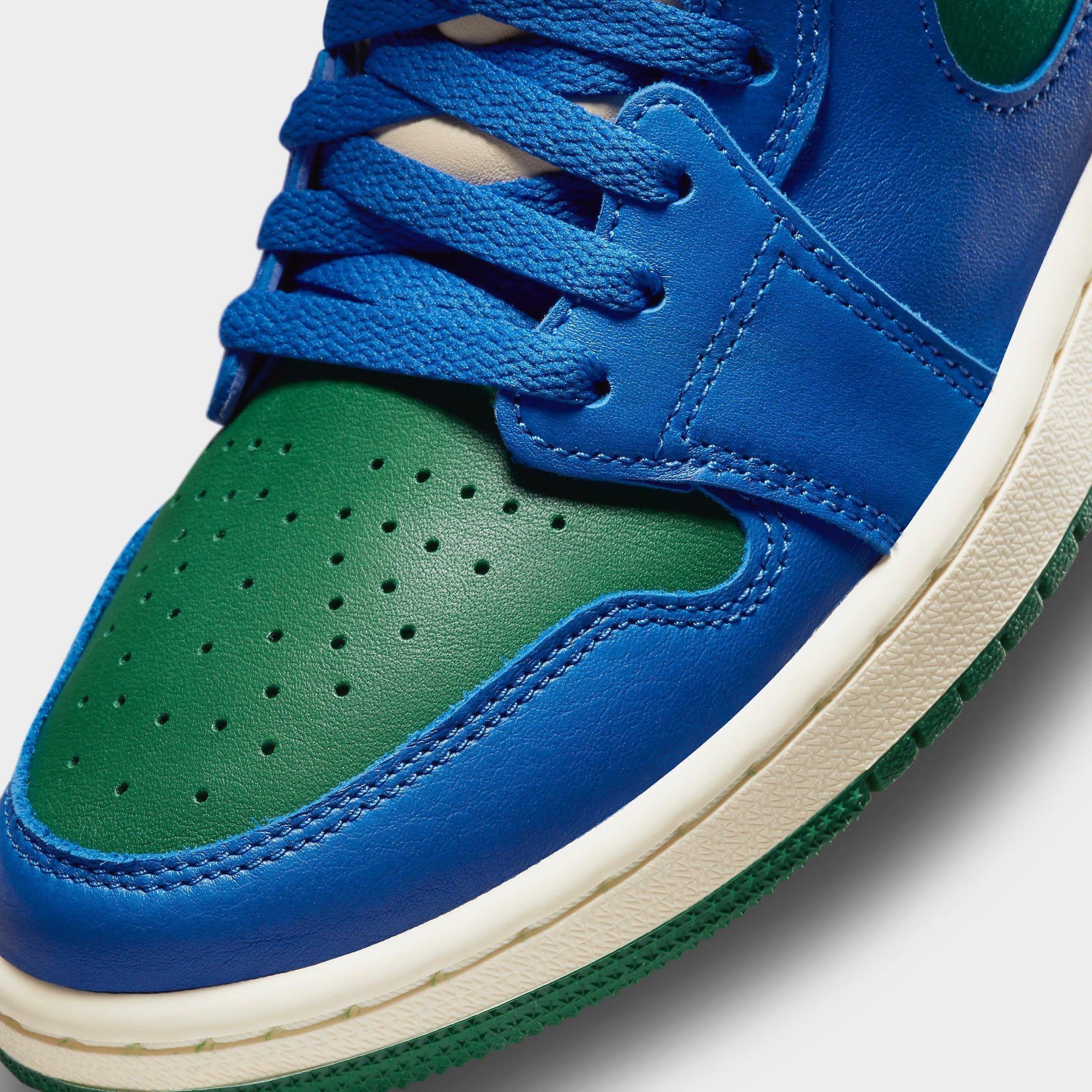 Aleali May x Air Jordan 1 Zoom CMFT Release Date Toe Detail