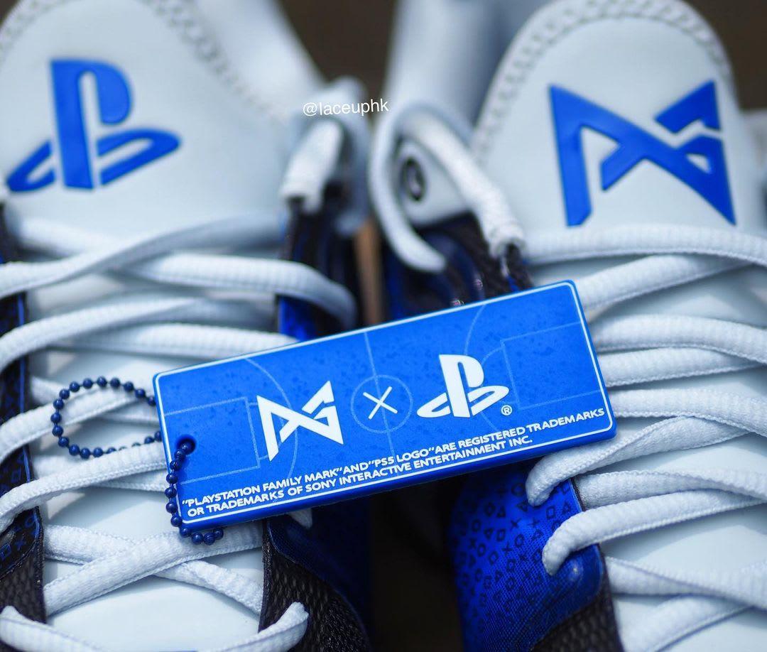 Nike PG 5 'Playstation 5' Hangtag