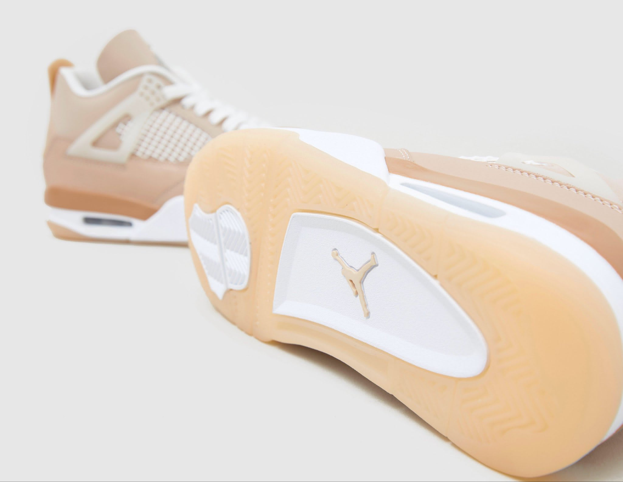 Air Jordan 4 Women's 'Shimmer' DJ0675-200 Outsole