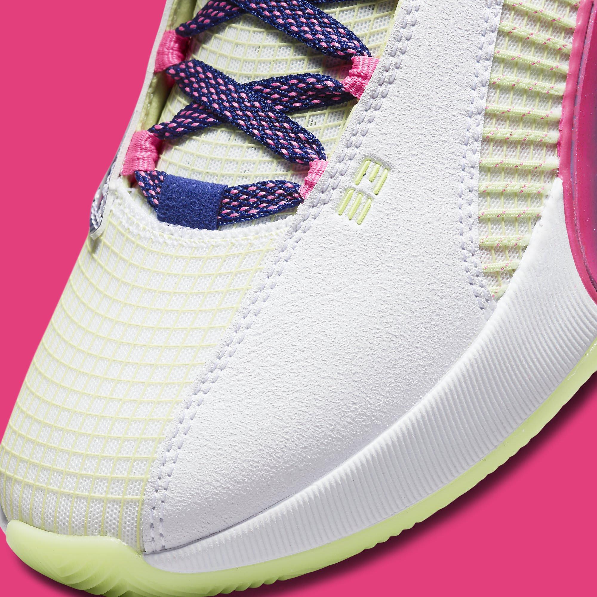 Air Jordan 35 XXXV Luke Doncic PE Release Date DJ9805-190 Toe Detail