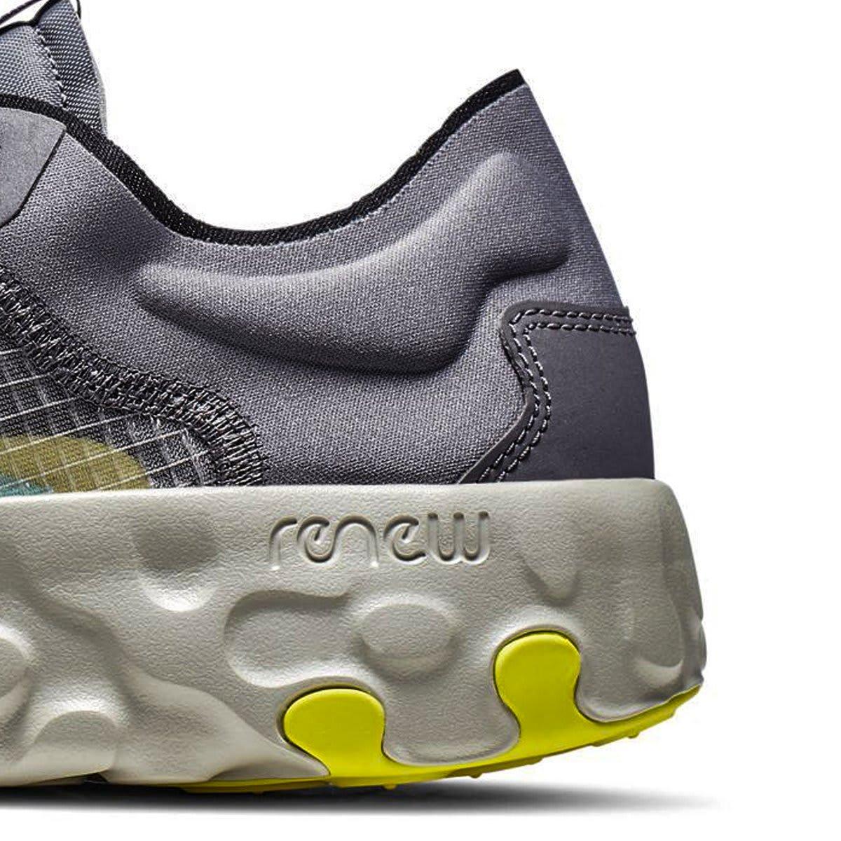 Nike React Renew Runner 'Grey' (Heel)
