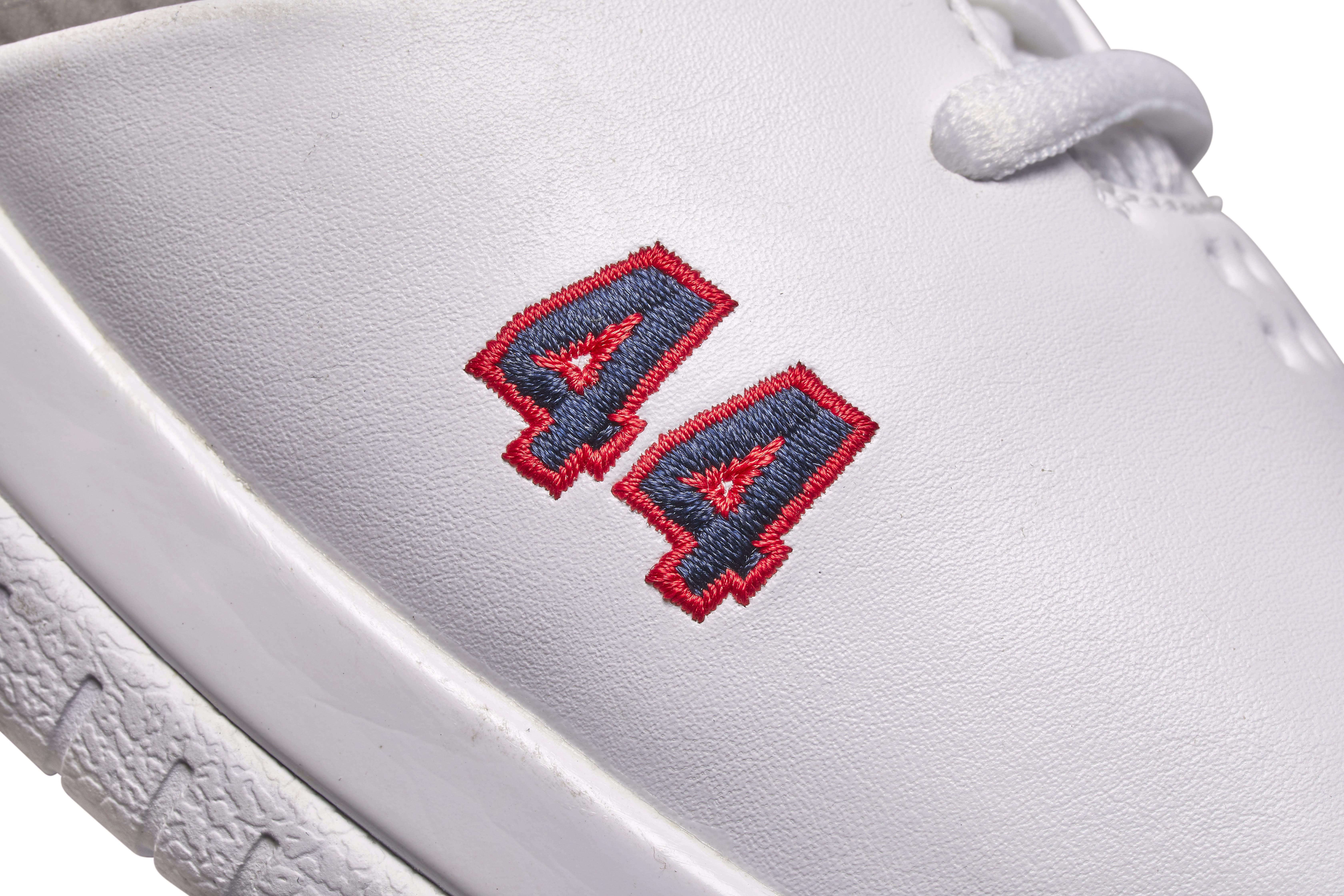 Nike Hyperdunk 'Barack Obama' PE Toe