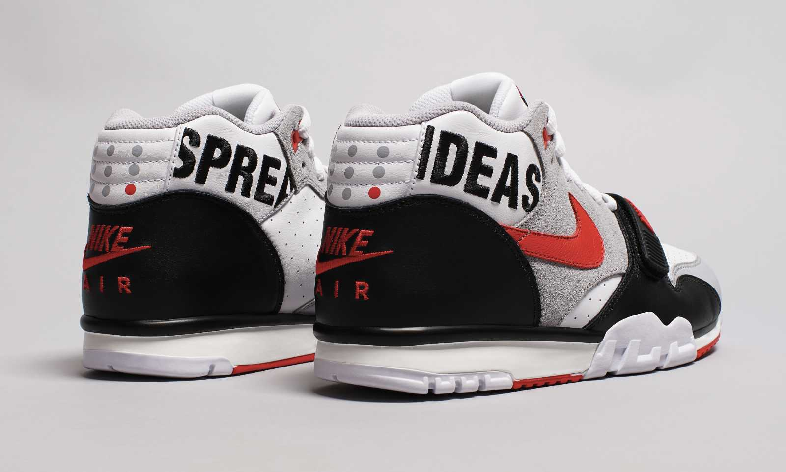 TEDxPortland x Nike Air Trainer 1 Auction Back