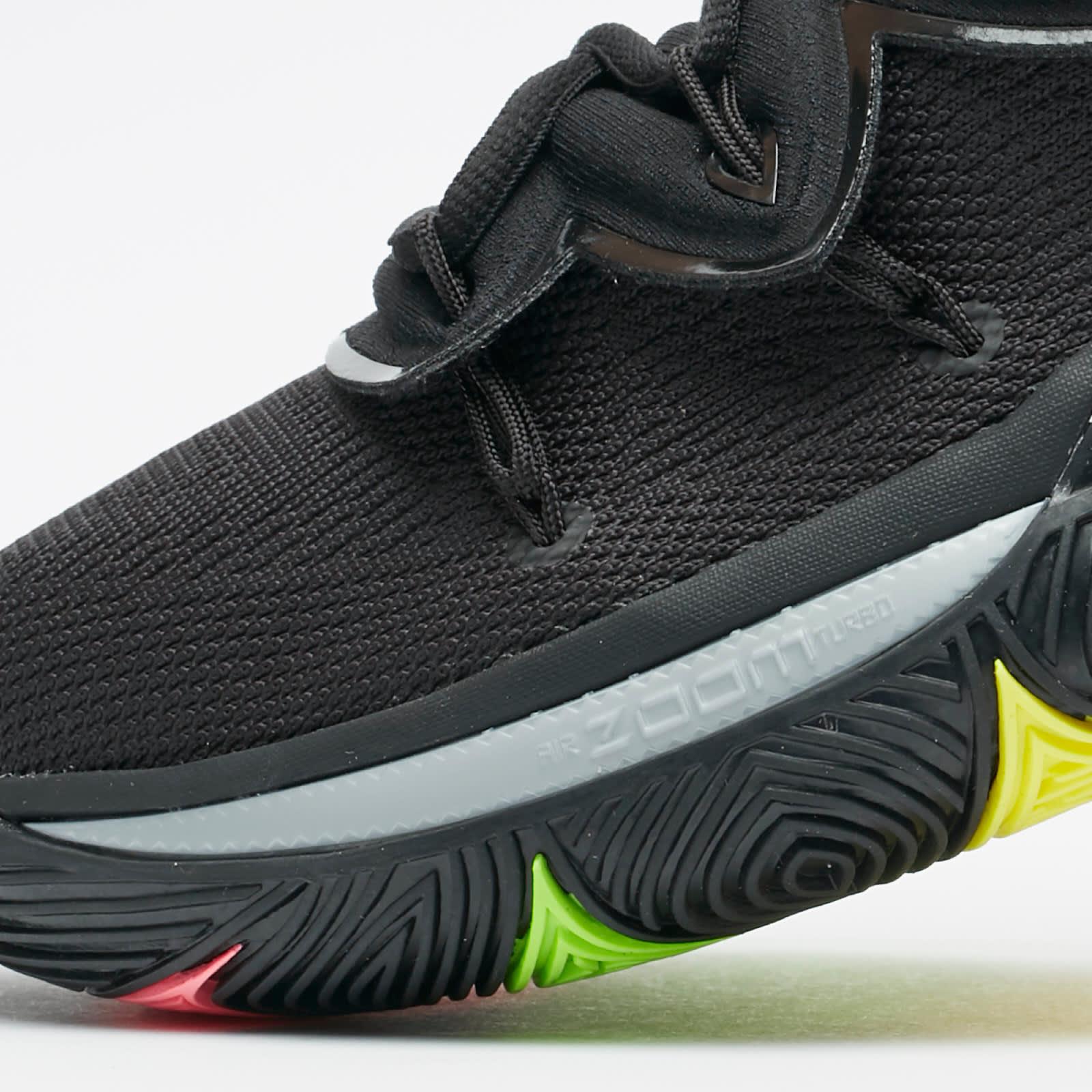 Nike Kyrie 5 Black Rainbow Release Date AO2918-001 Midsole