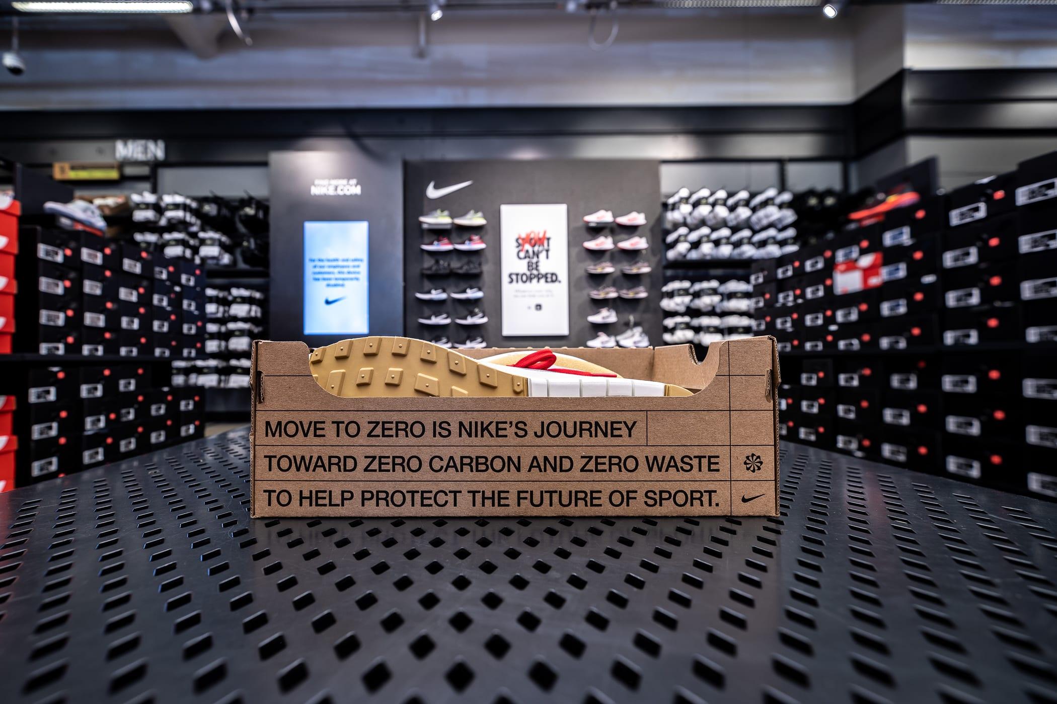 Nike Refurbished Box