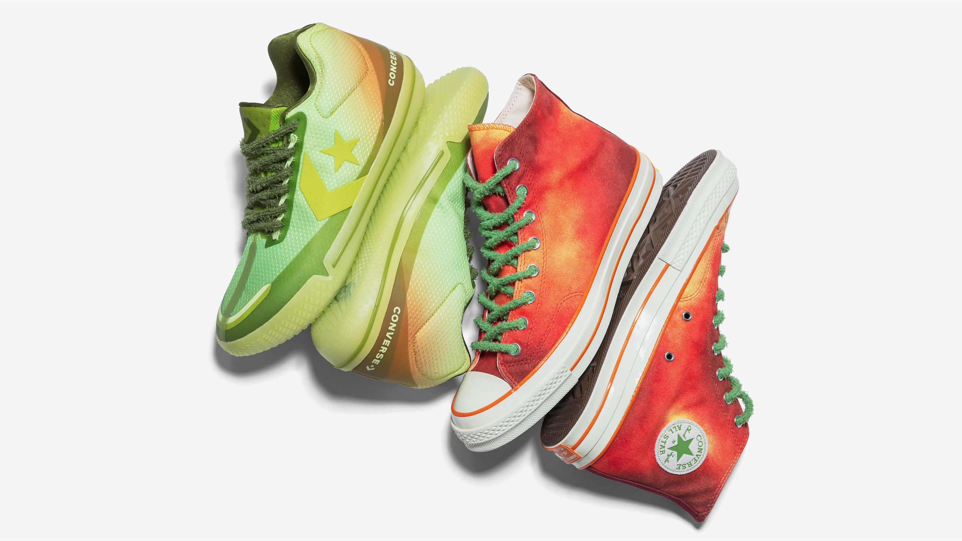 Concepts x Converse 'Southern Flame' Collection