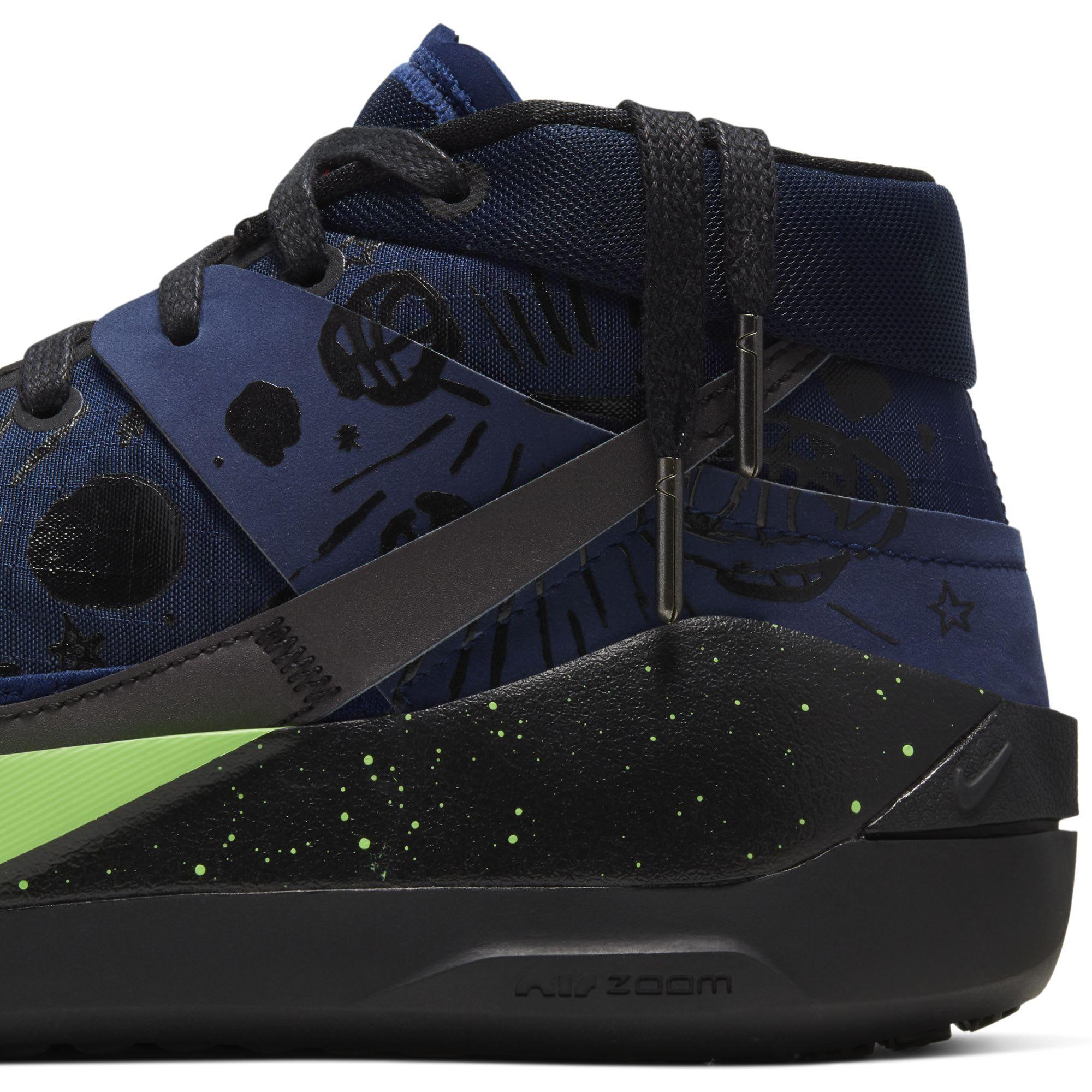 Nike KD 13 'The Planet of Hoops' Heel