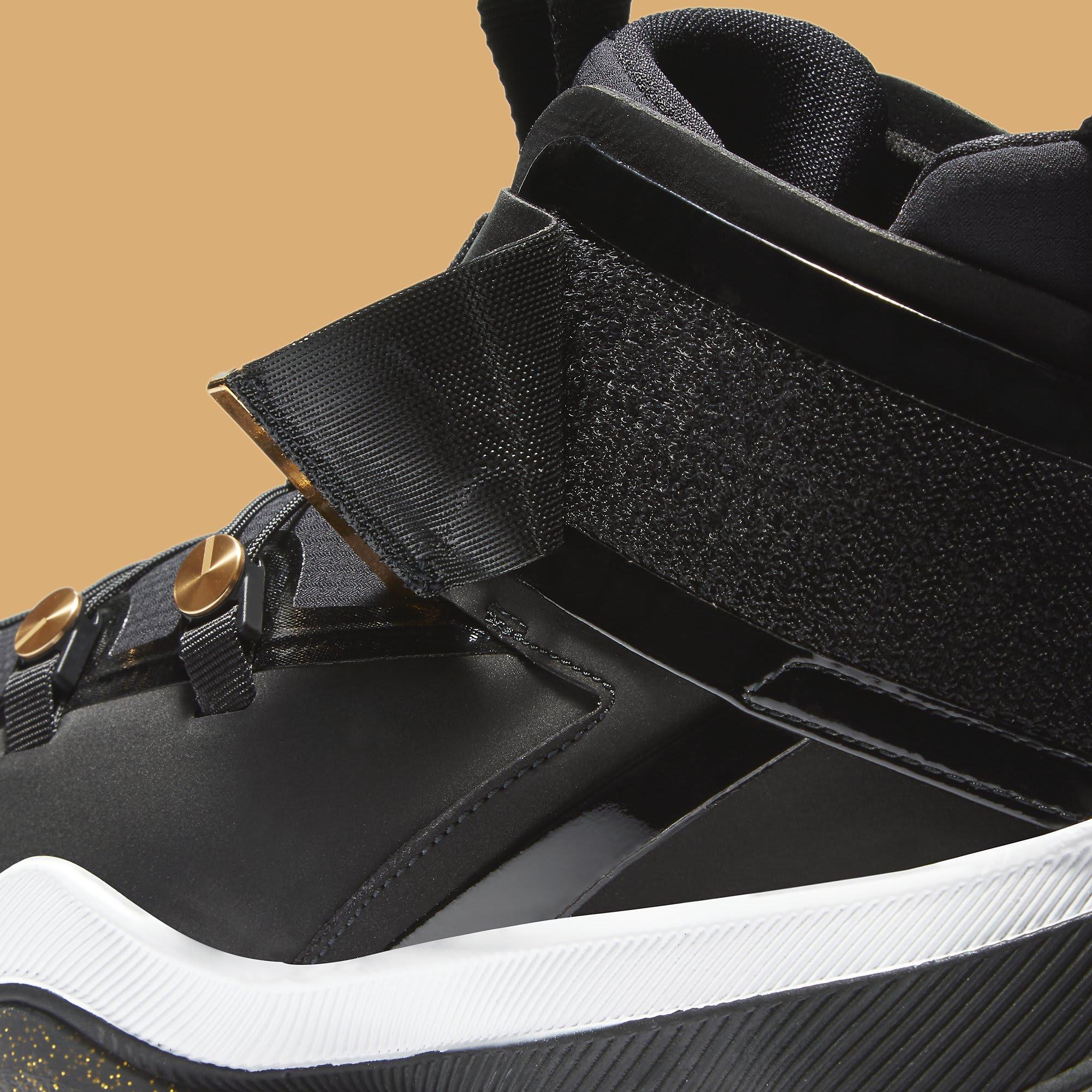 Jordan AJNT 23 Black Gold Release Date CI5441-008 Strap