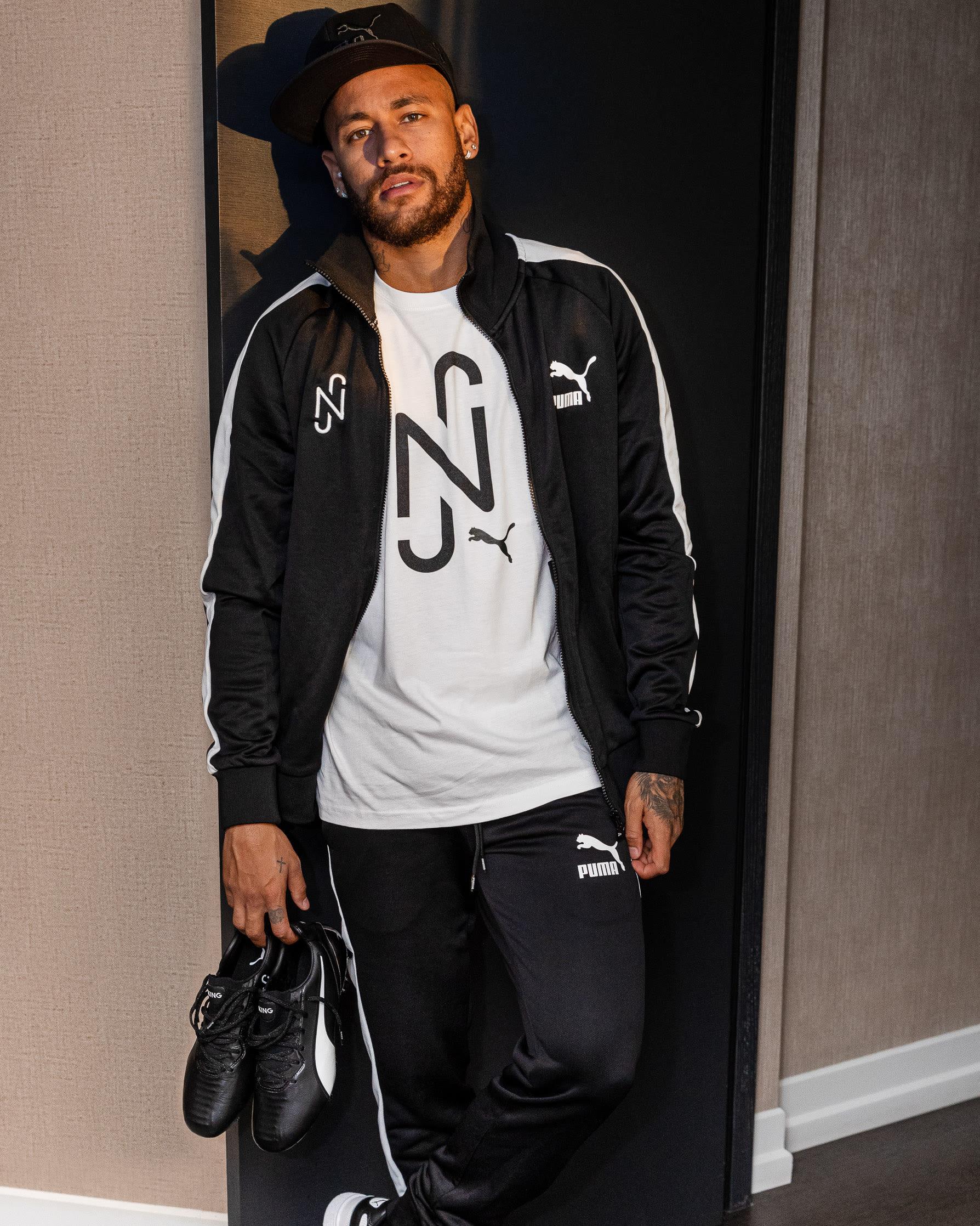 Neymar Puma Endorsement Deal