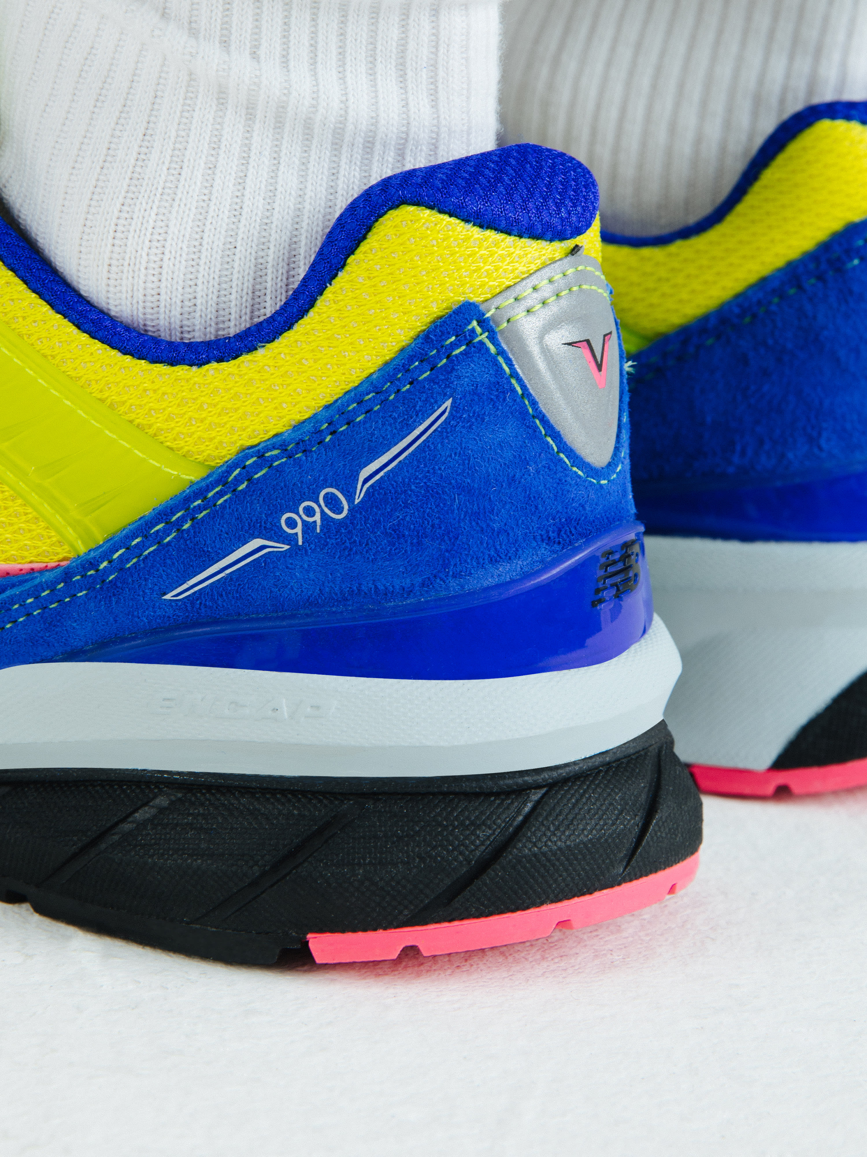 low priced 8ccab f11f4 Size? New Balance 990v5 Exclusive | Sole Collector