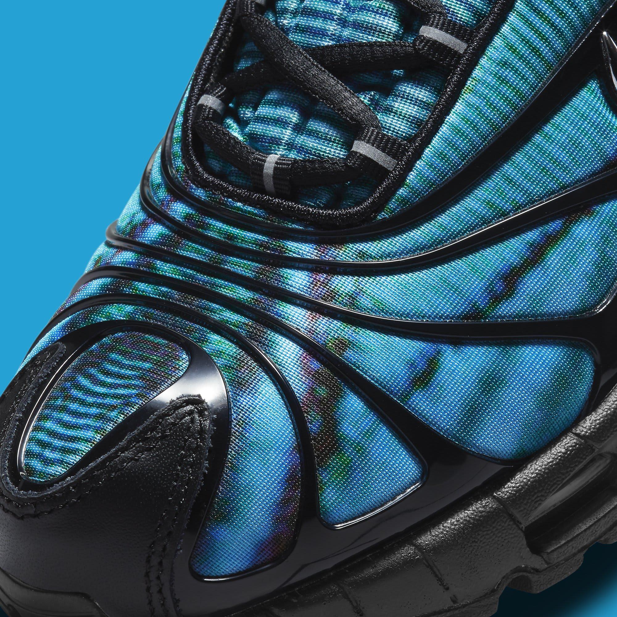 Skepta x Nike Air Tailwind V 'Blue' CQ8714-001 Toe