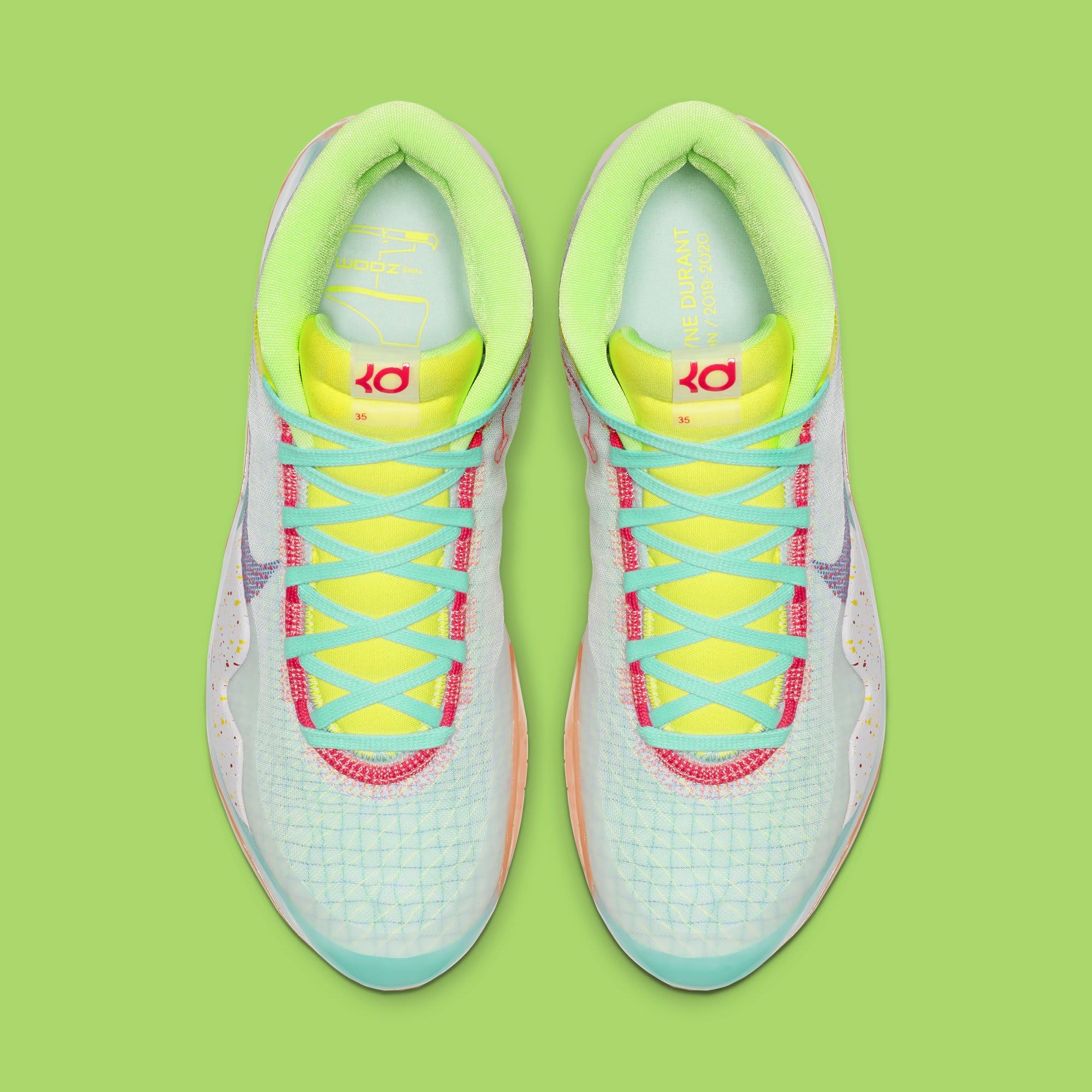 Nike KD 12 'EYBL' CK1195-300 (Top)