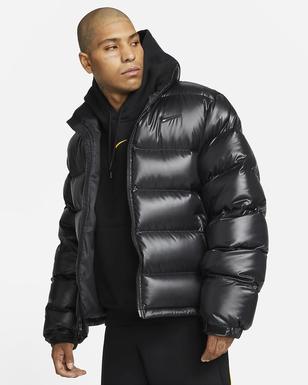 Drake Nike NOCTA Black Puffer Jacket