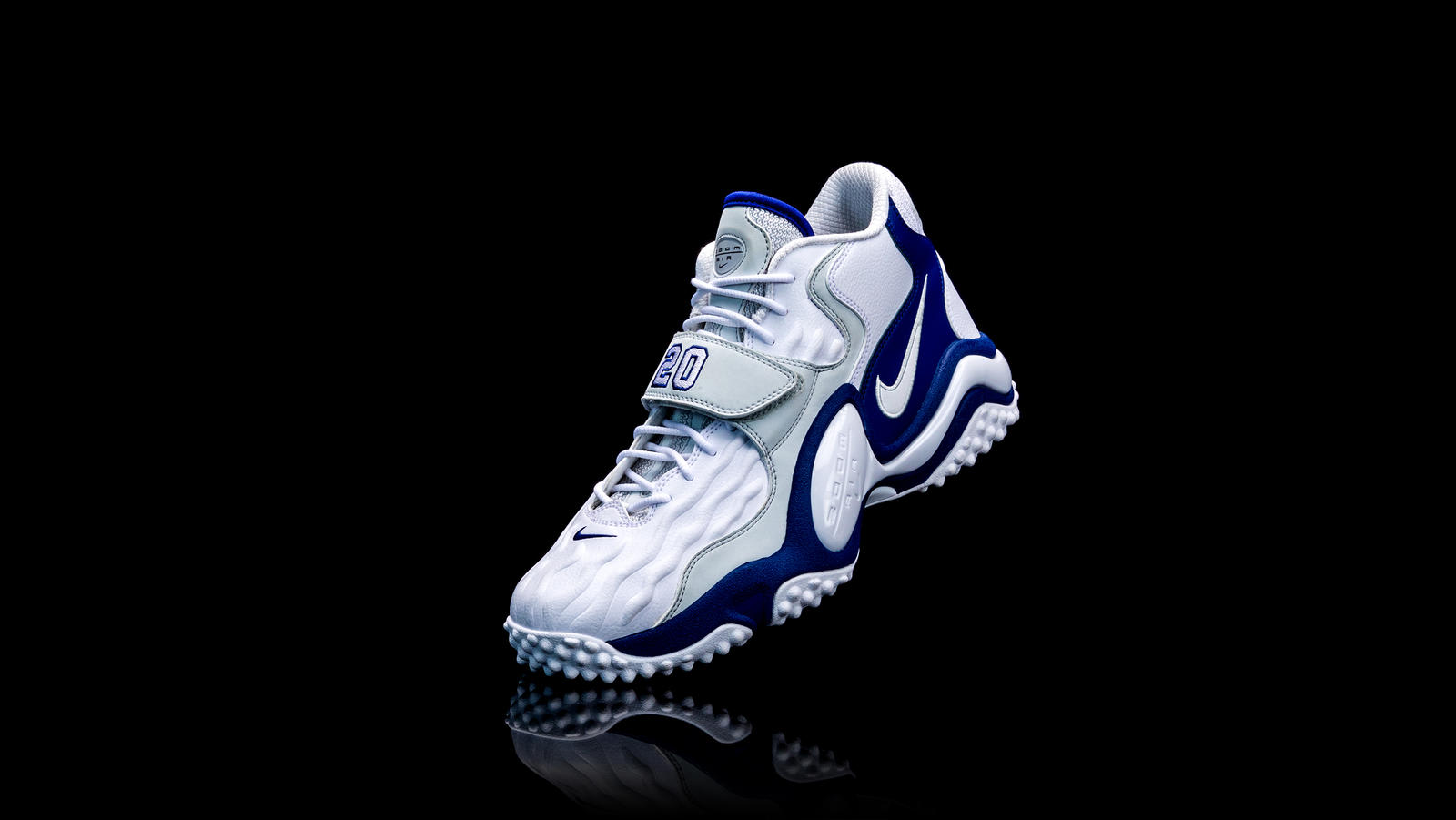 Nike Air Zoom Turf Jet 97 'Barry Sanders' (Left Lateral)
