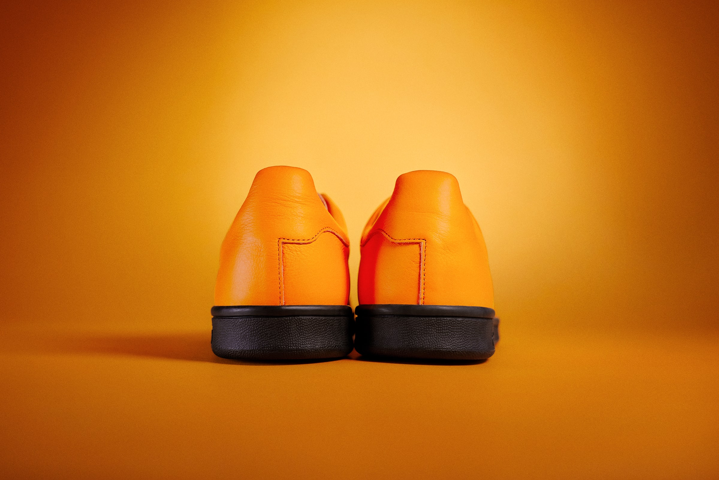 Fucking Awesome x Adidas Stan Smith (Orange Heel)