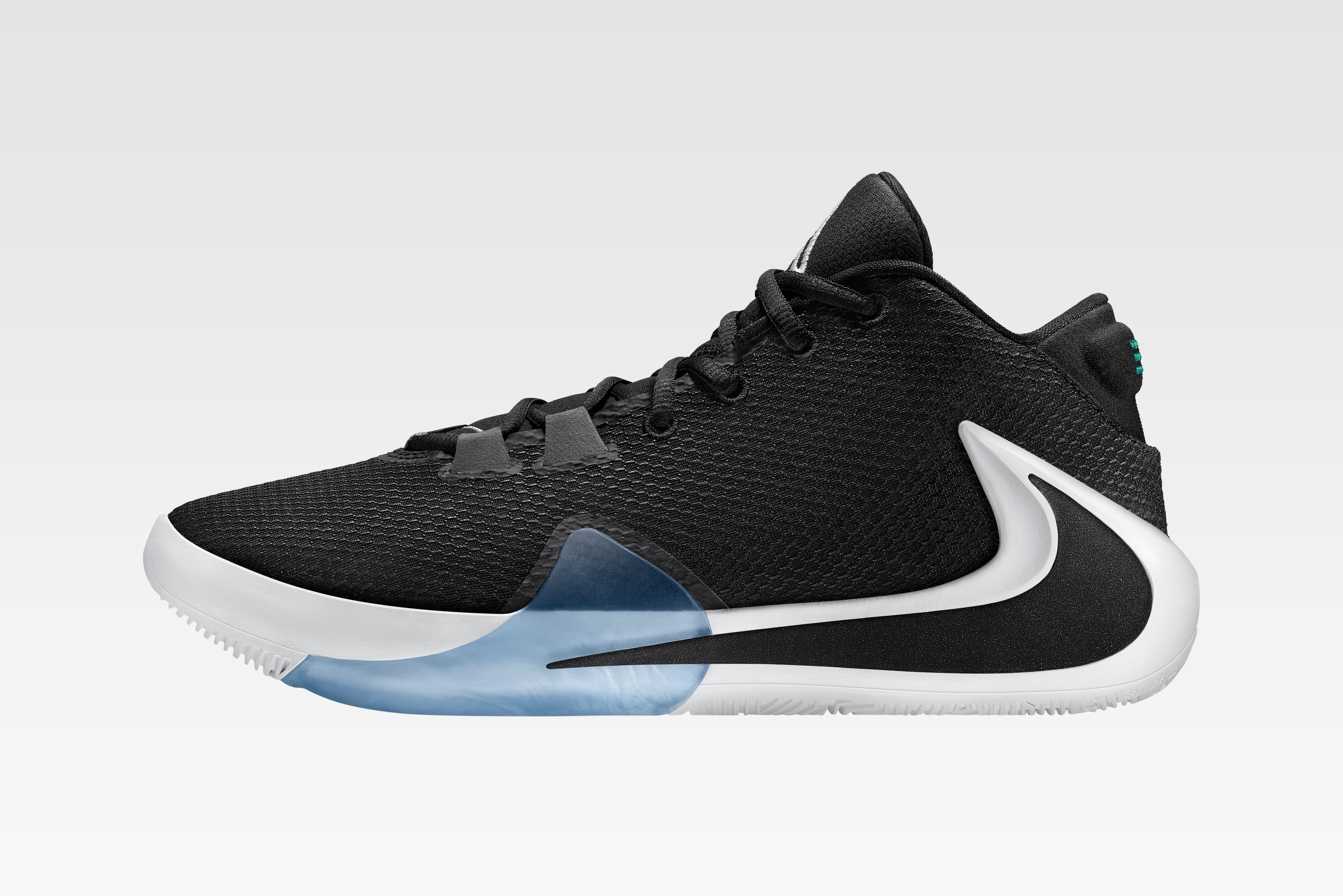 Nike Air Zoom Freak 1 (Black Lateral)