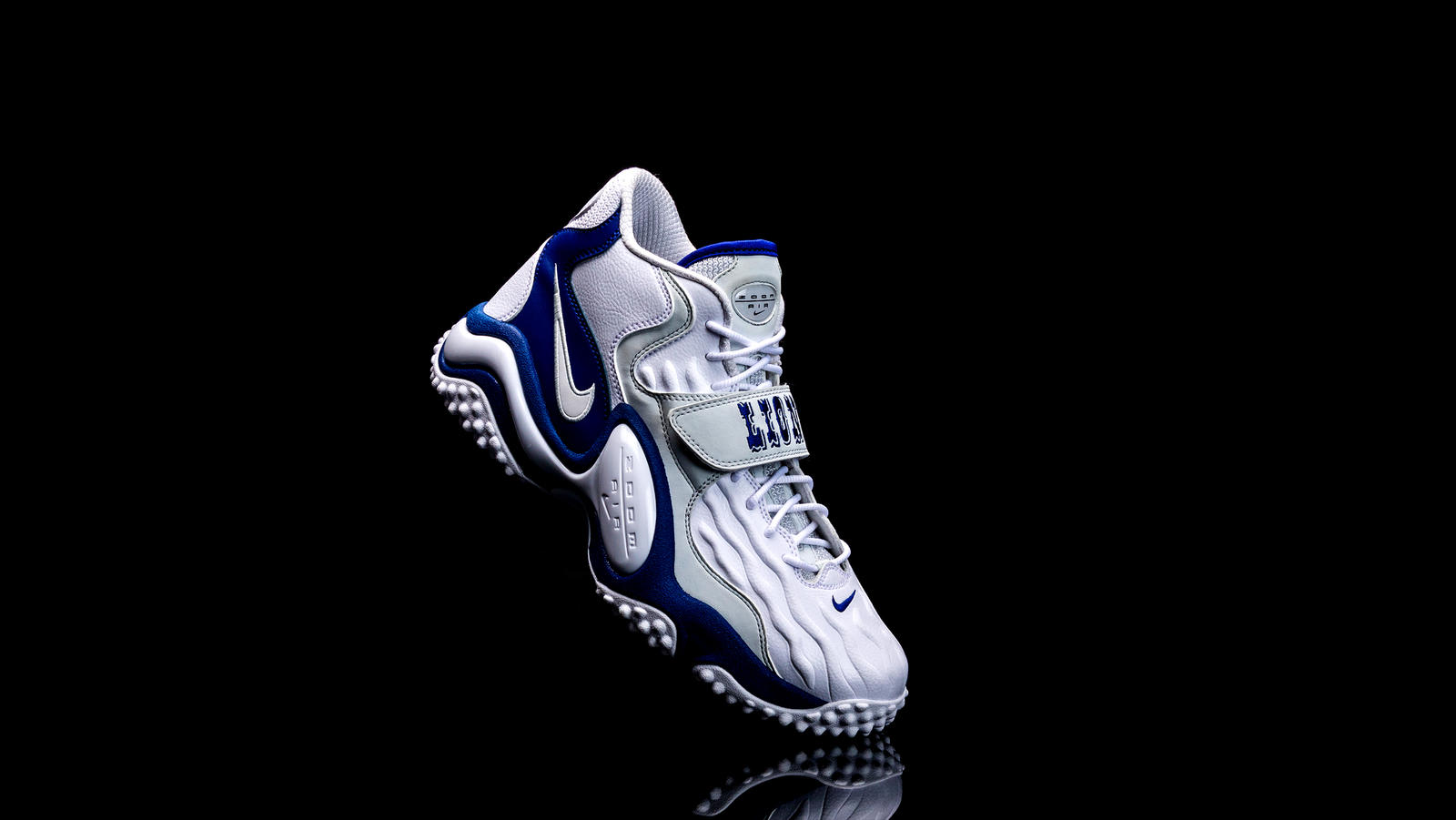 Nike Air Zoom Turf Jet 97 'Barry Sanders' (Right Lateral)