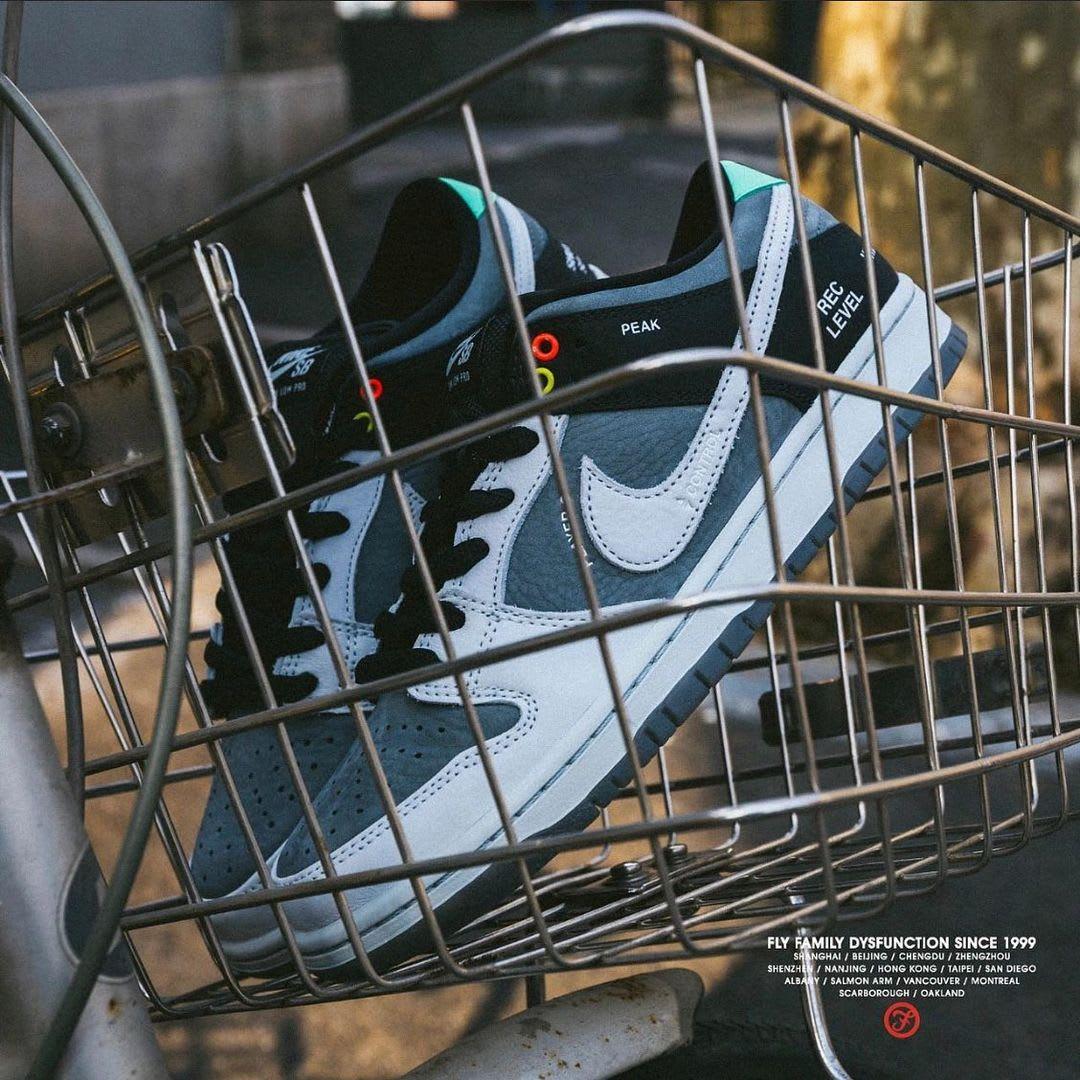 Nike SB Dunk Low 'VX1000' Pair