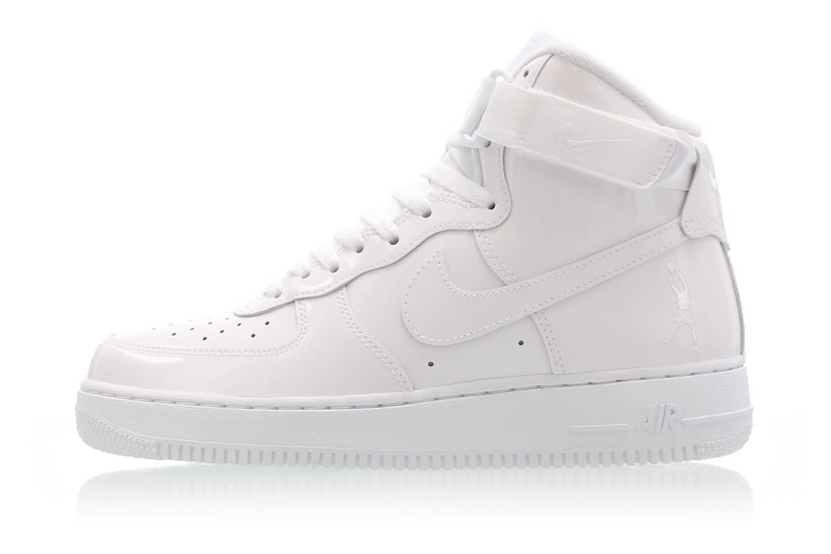 Nike Air Force 1 High 'Sheed' 743546-107 (Lateral)