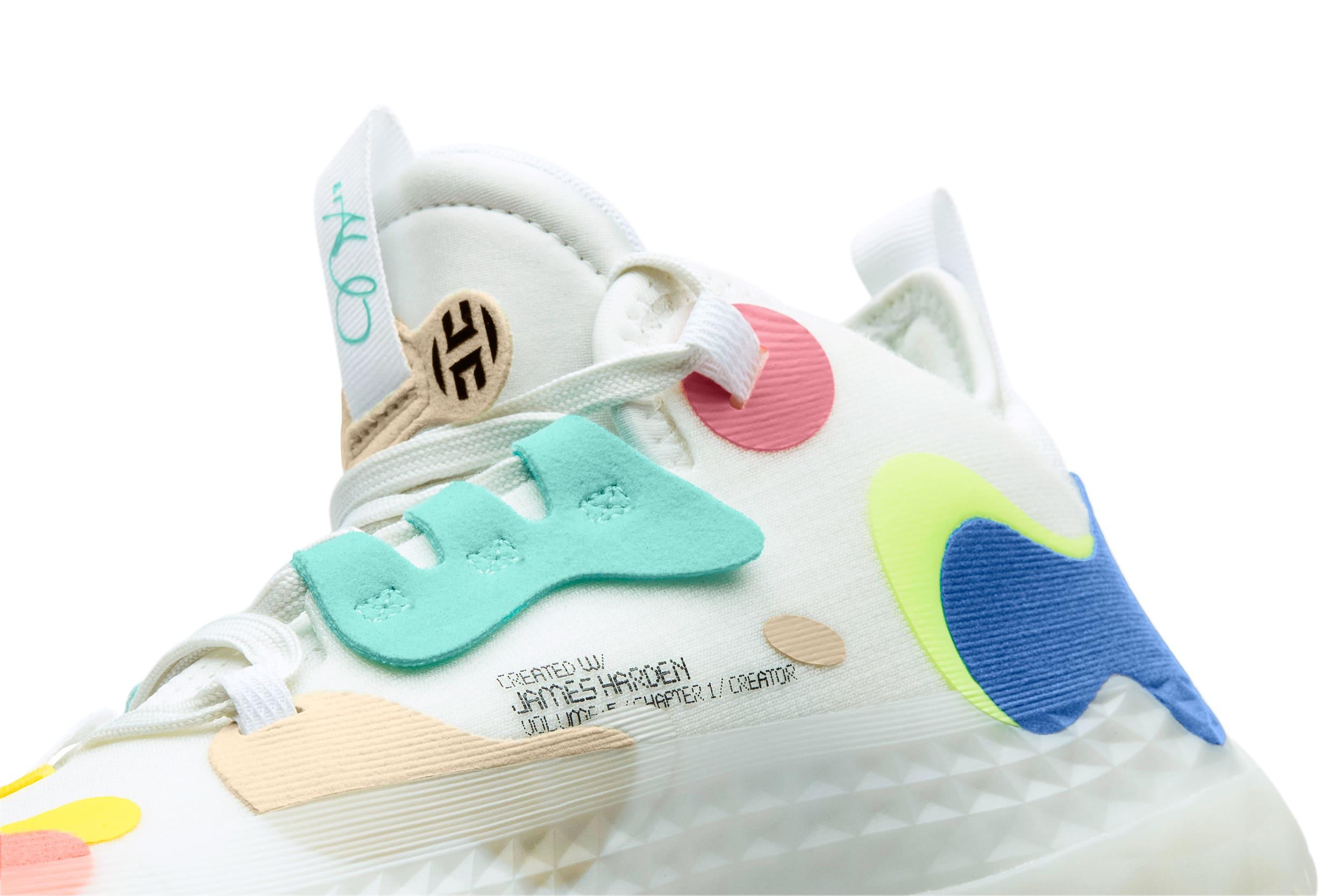 Adidas Harden Vol. 5 Medial