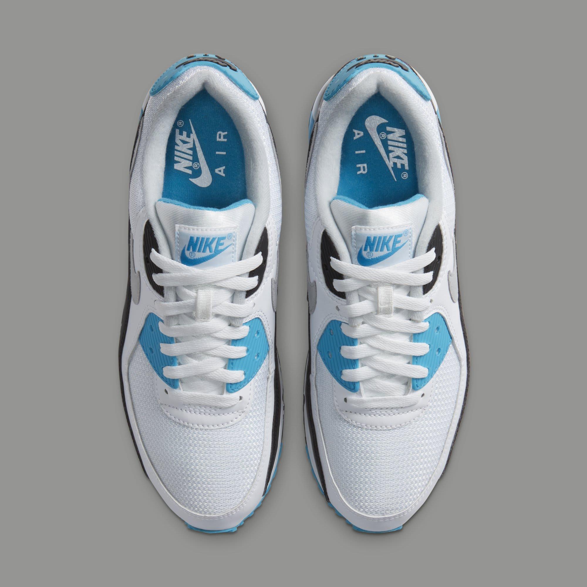 Nike Air Max 90 'Laser Blue' CJ6779-100 Top