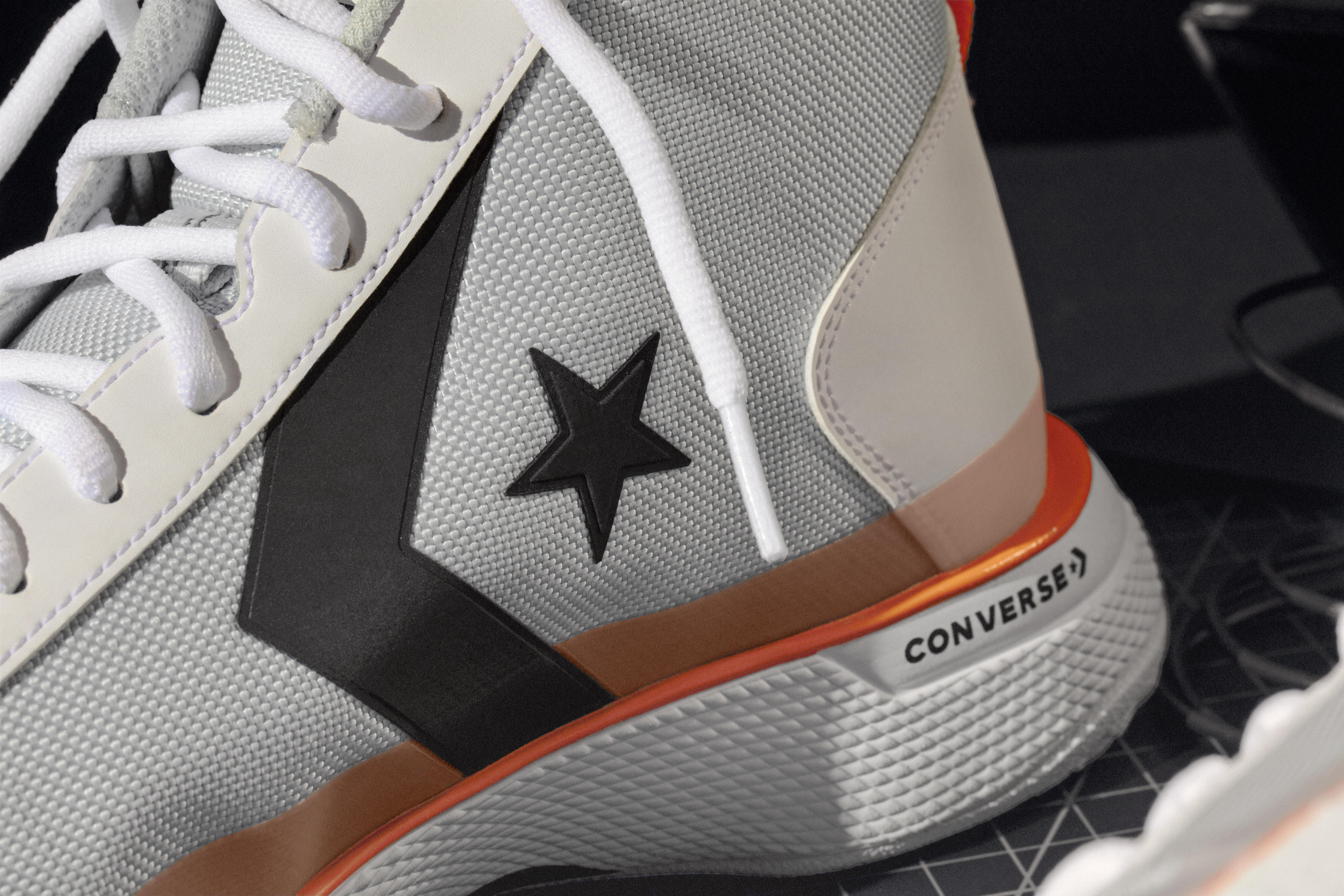 Converse Star Series BB 'White' (Detail)