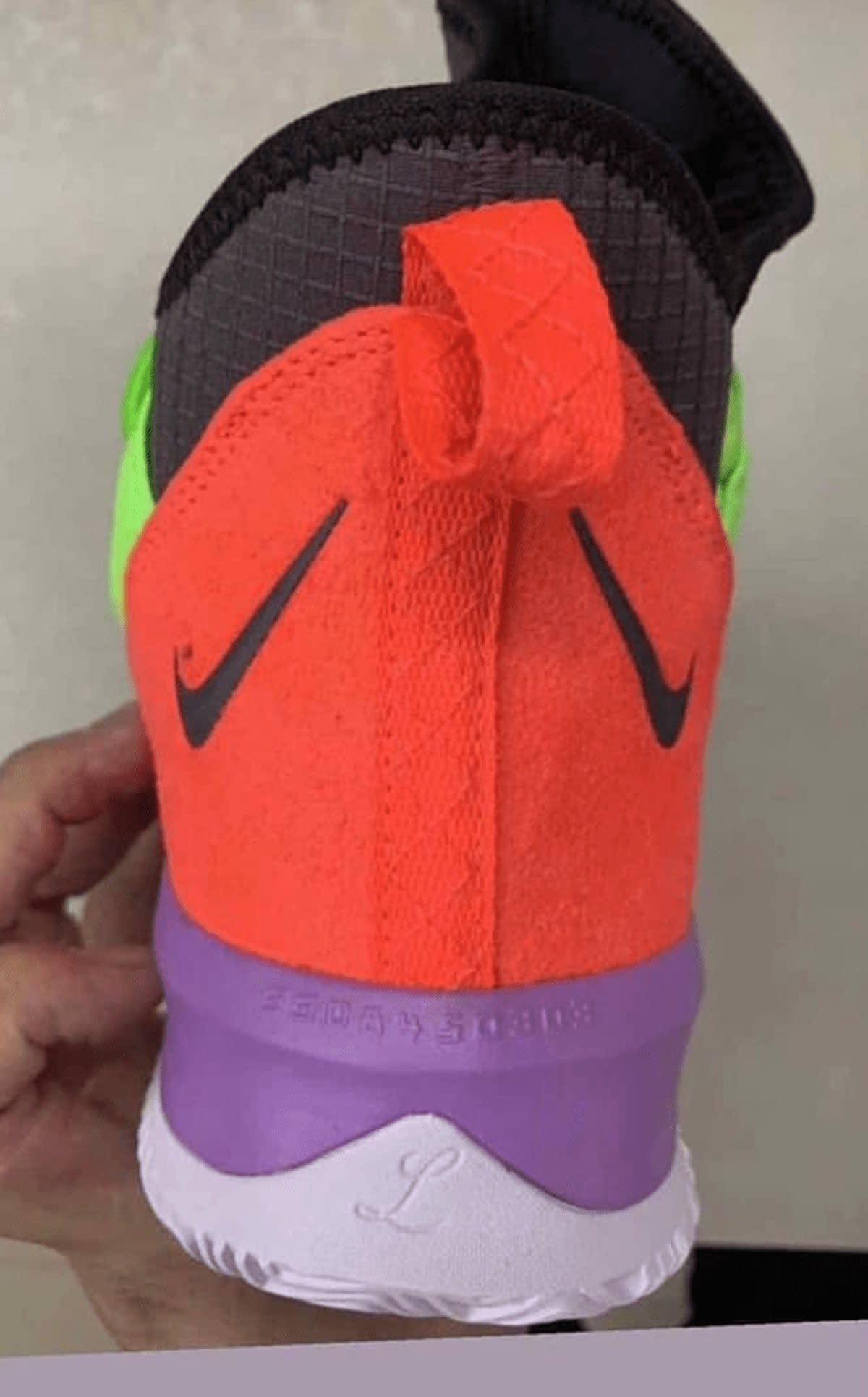 Nike LeBron Soldier 13 Heel