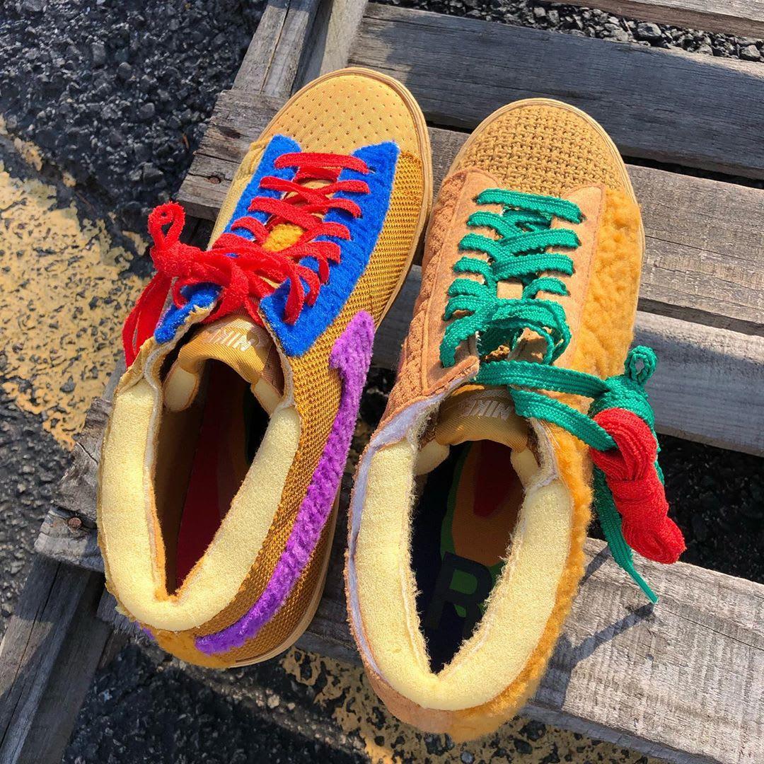 CPFM x Nike Blazer Mid By You 'Sponge' (Top)