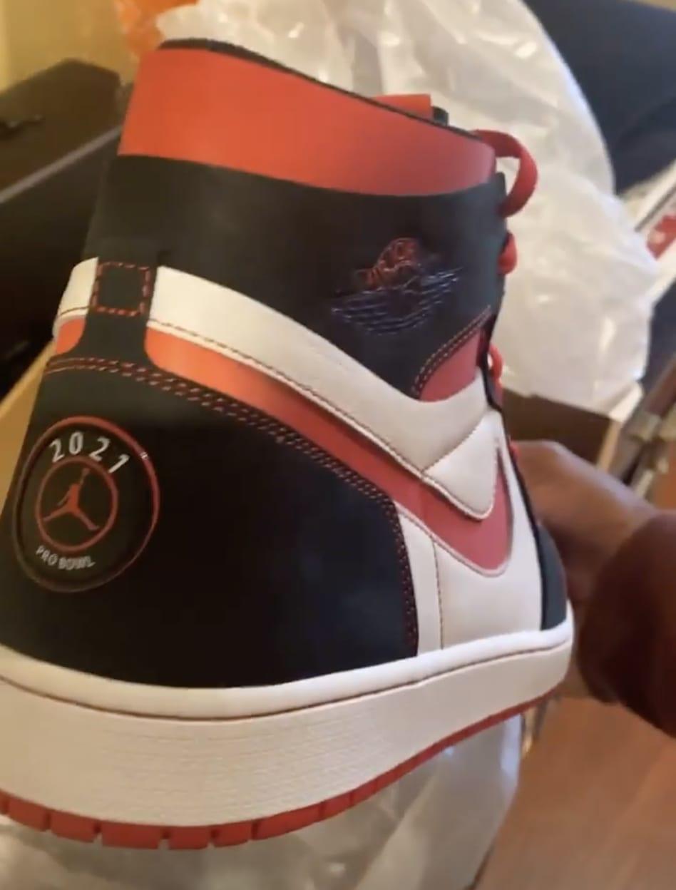 Air Jordan 1 Zoom CMFT '2021 Pro Bowl' Heel