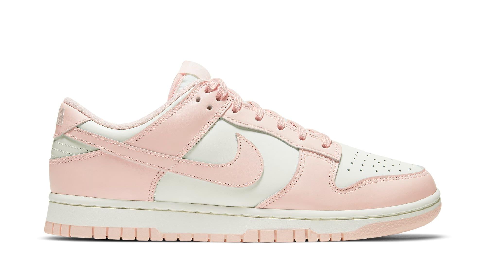 Nike Dunk Low Women's 'Orange Pearl' DD1503-102 Release Date